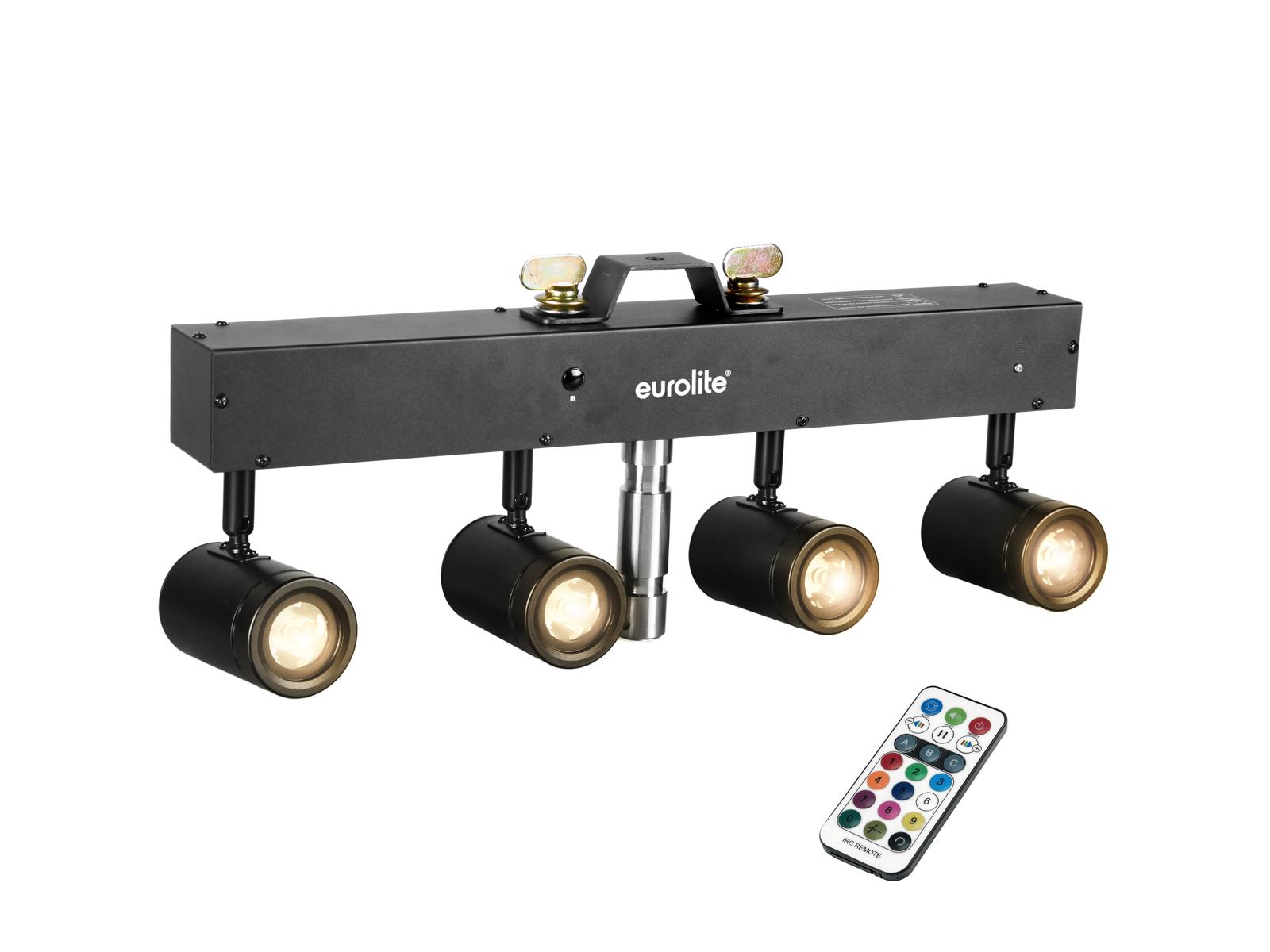 EUROLITE LED KLS-60 WW Kompakt-Lichtset