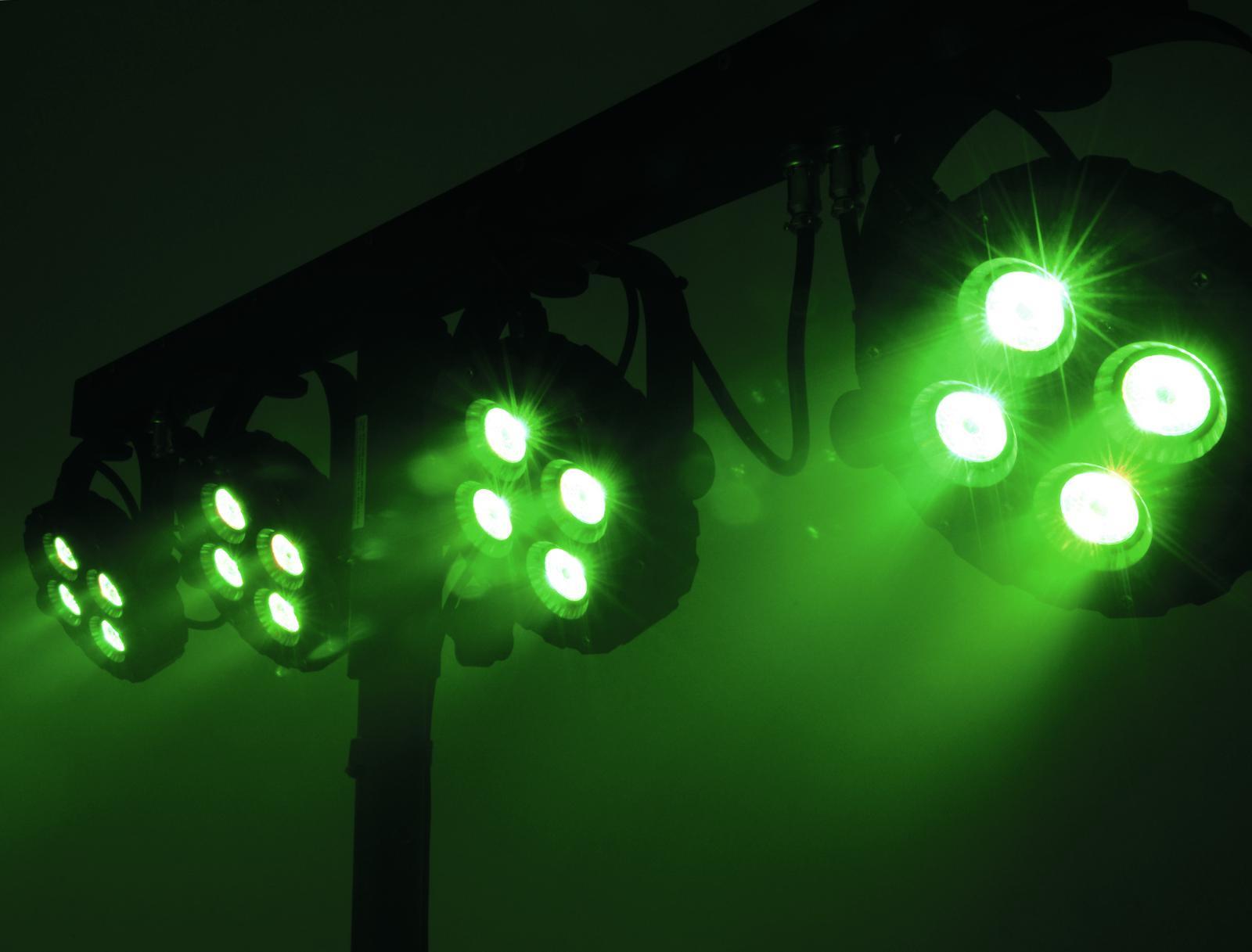 EUROLITE LED KLS-160 Compatto e leggero