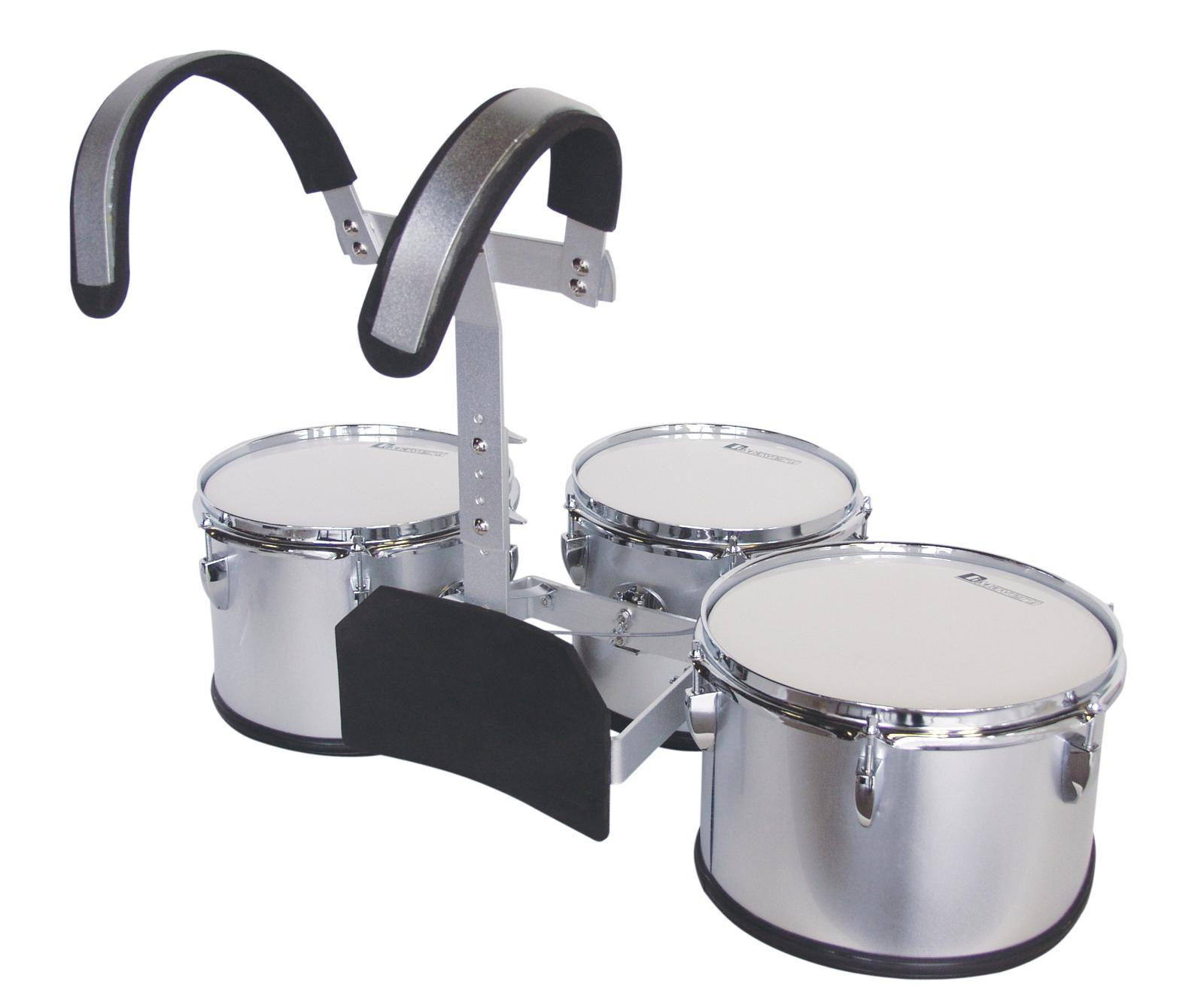 Drum set da marcia tamburi percussioni DIMAVERY MT-330