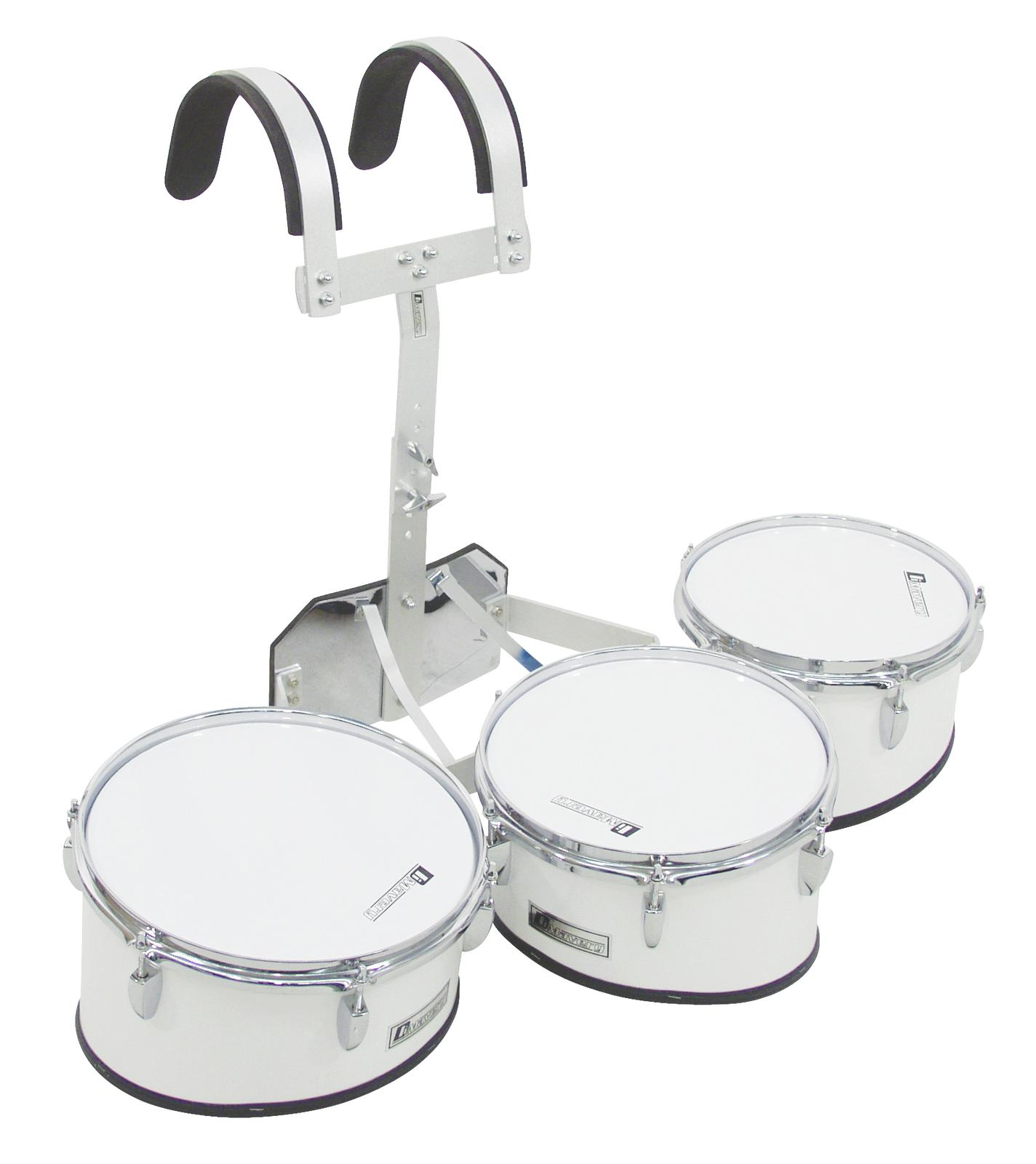 Drum-set da marcia per tamburi