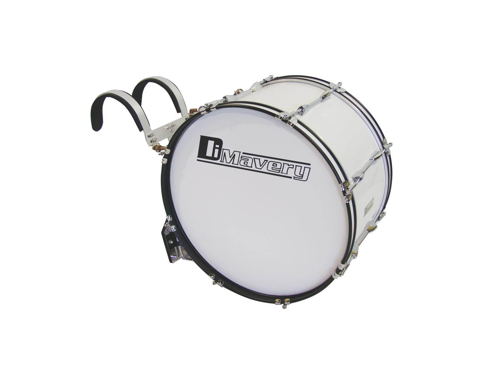 DIMAVERY MB-422 Marsch-Bass-Trommel 22x12
