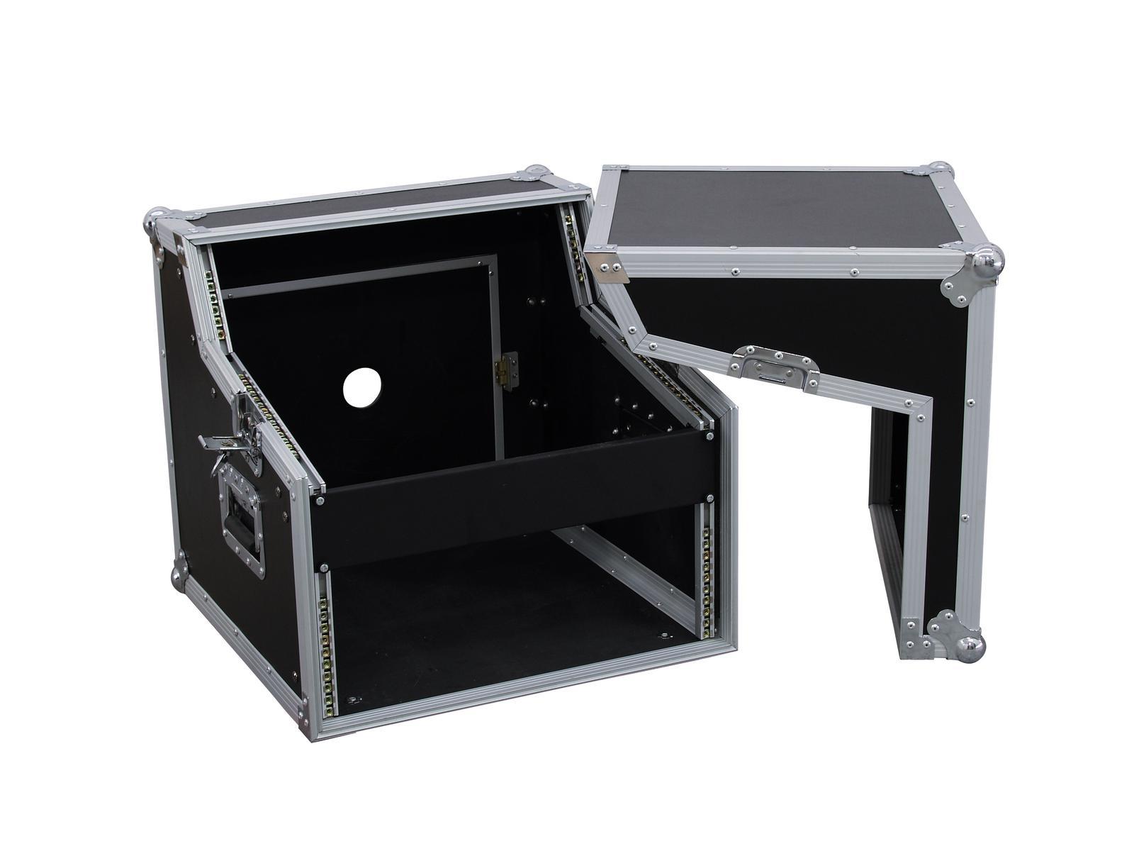 ROADINGER Speciale mixer/CD player caso 3/7/6U