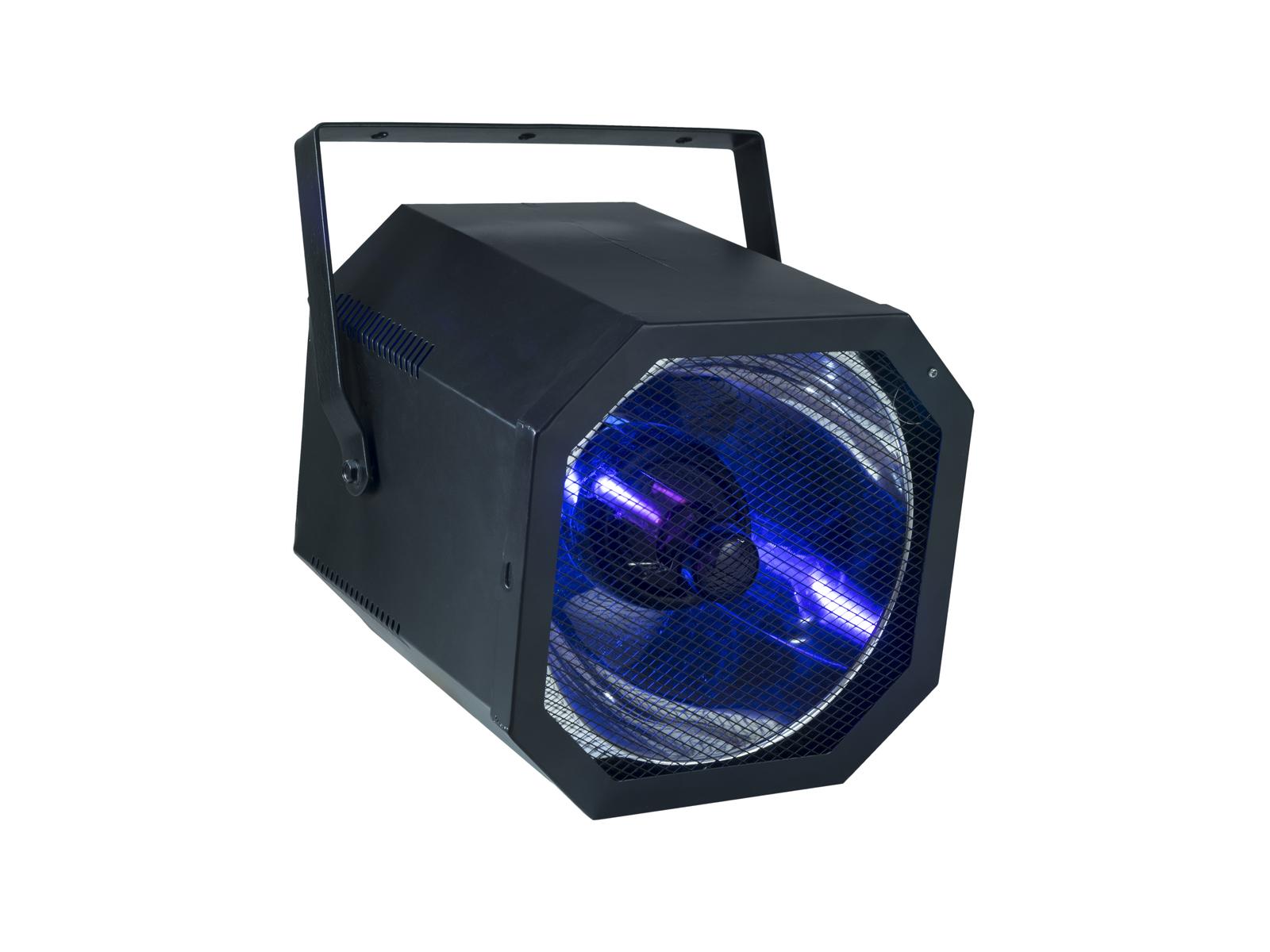 EUROLITE Nero Pistola UV-spot per E-40/400W
