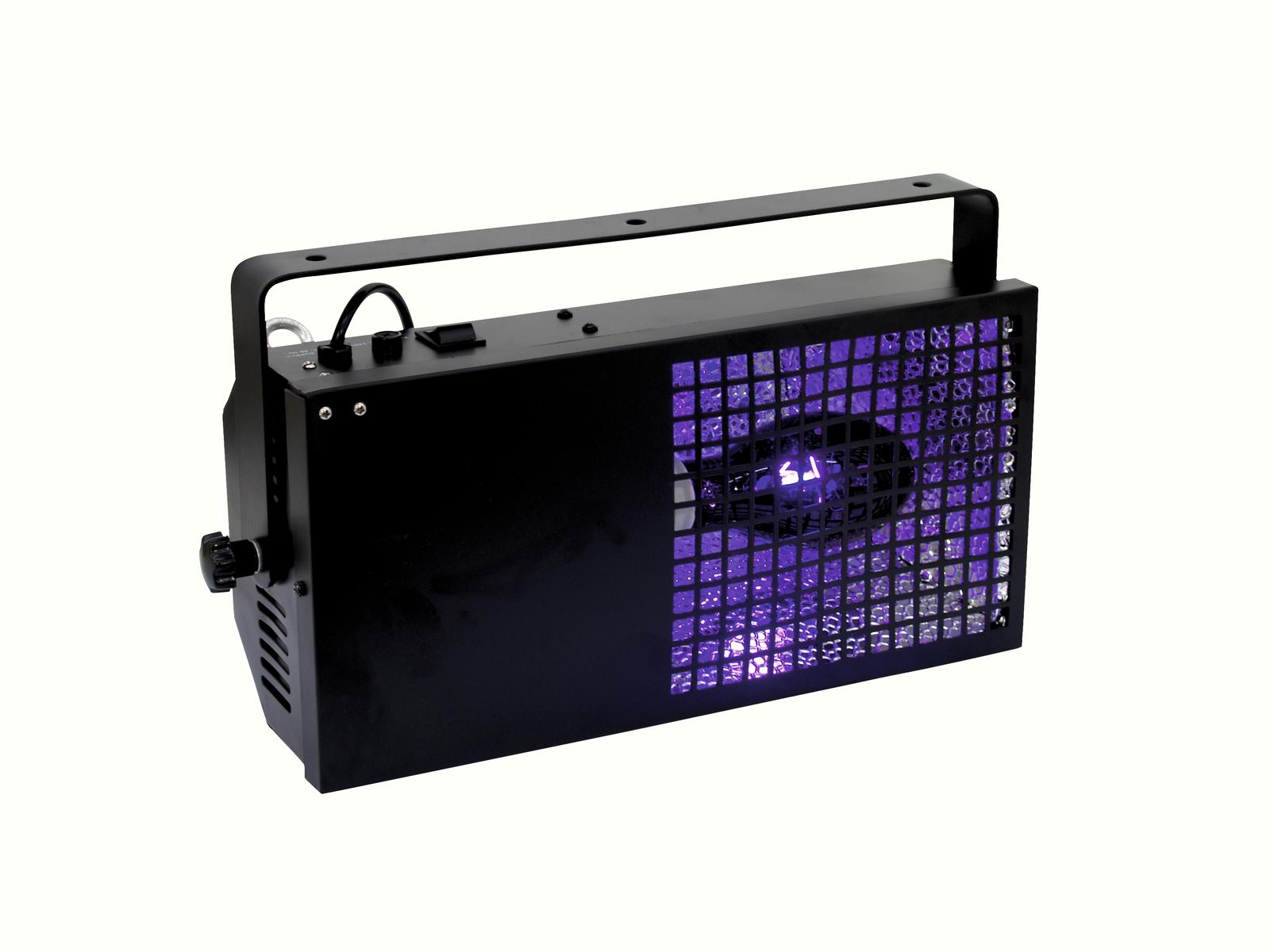 Lampada proiettore UV spot 125 W nero EUROLITE