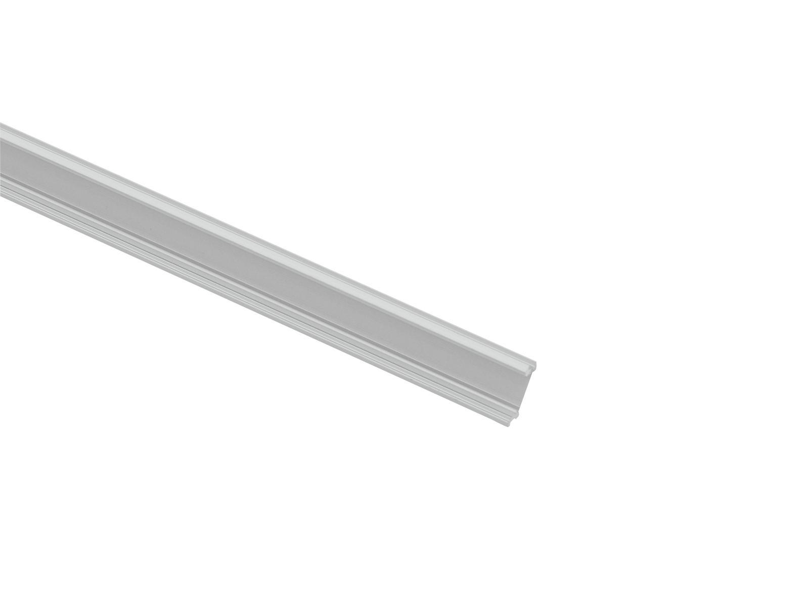 EUROLITE Multiprofile per la Striscia del LED argento 2m