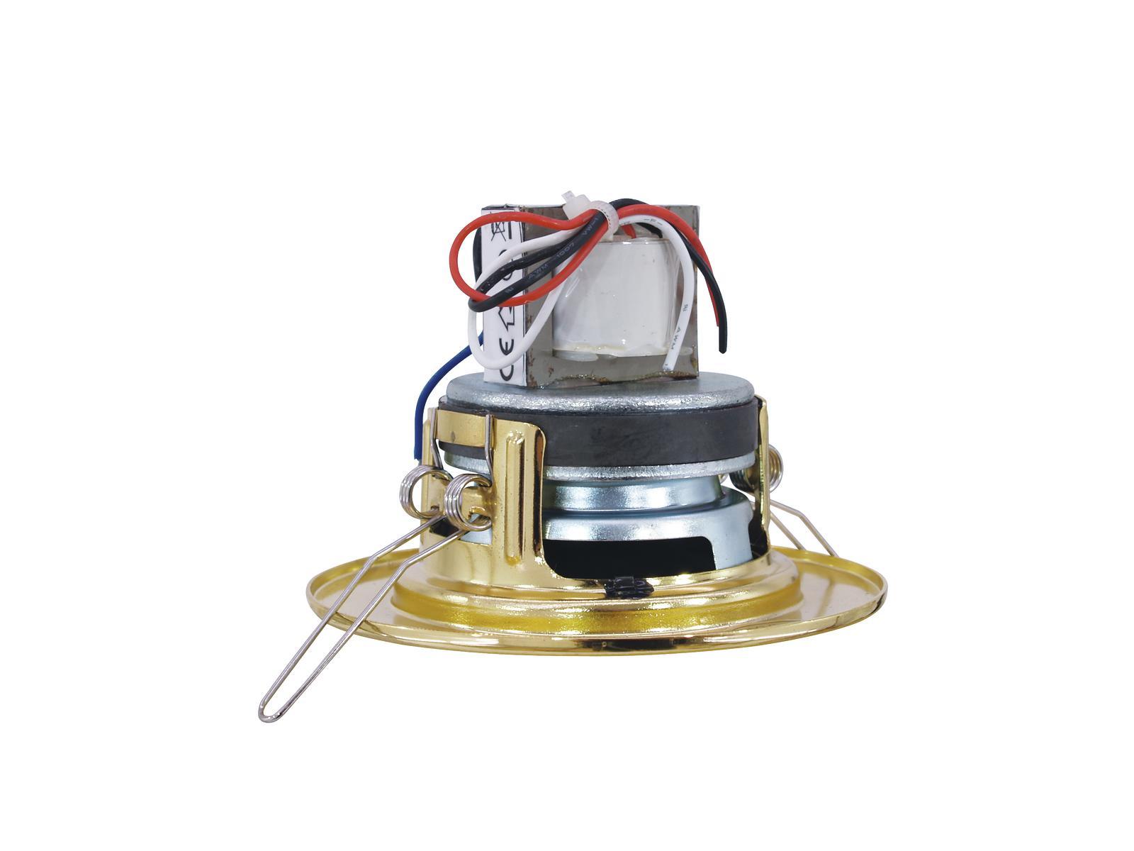 Cassa diffusore da soffitto parete 6 watt OMNITRONIC CS-2.5 G