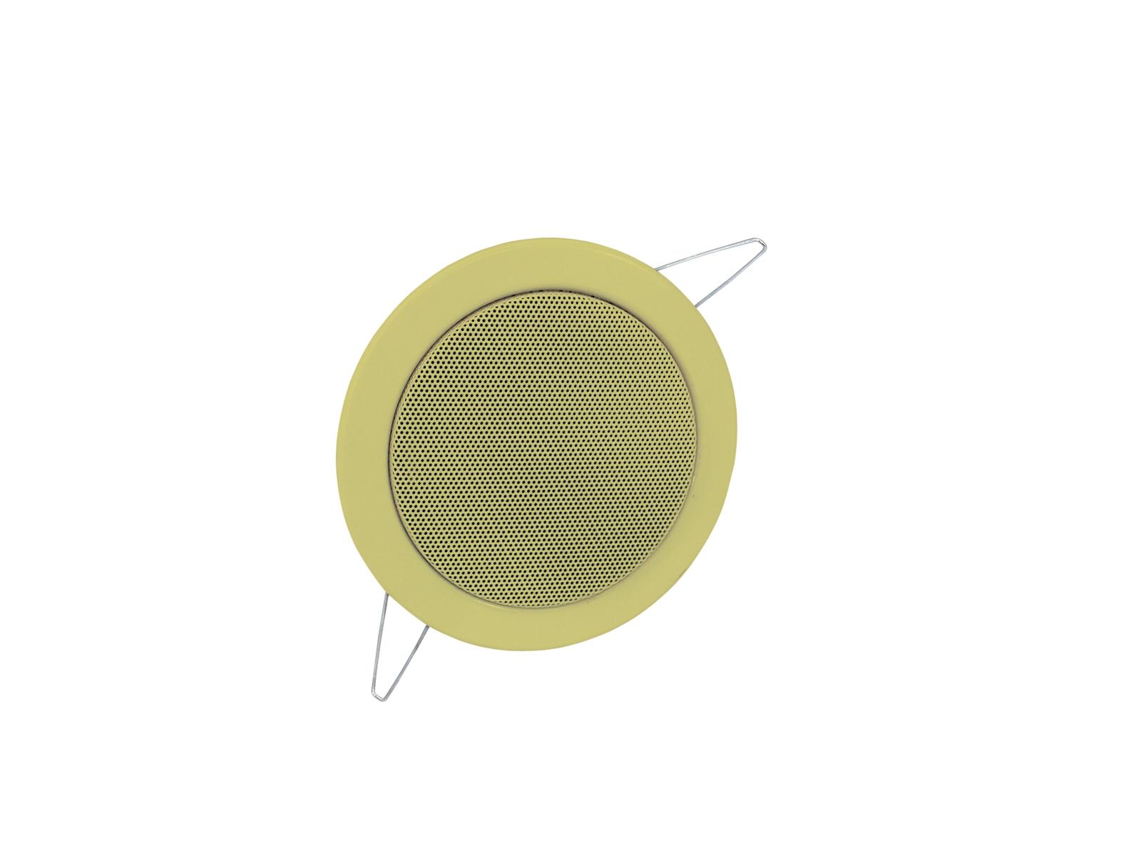 OMNITRONIC CS-4G Deckenlautsprecher gold