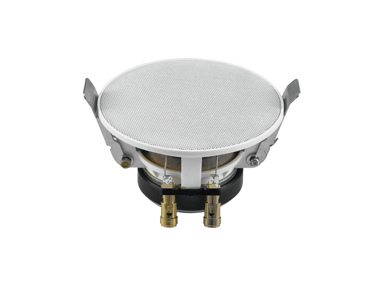 OMNITRONIC CS-3 Deckenlautsprecher, weiß, 2x