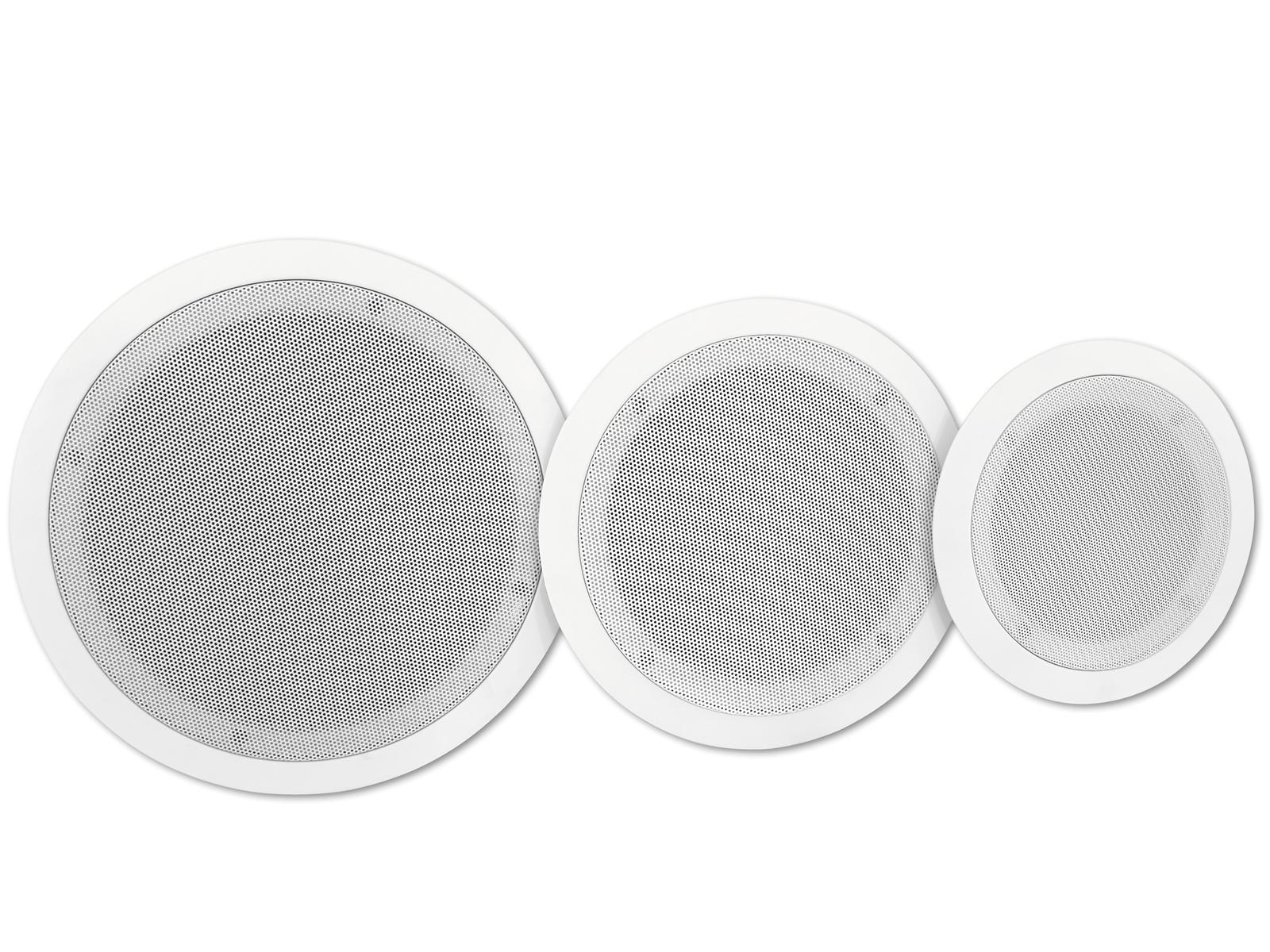 Cassa diffusore da soffitto parete 6 watt OMNITRONIC CS-6 bianco