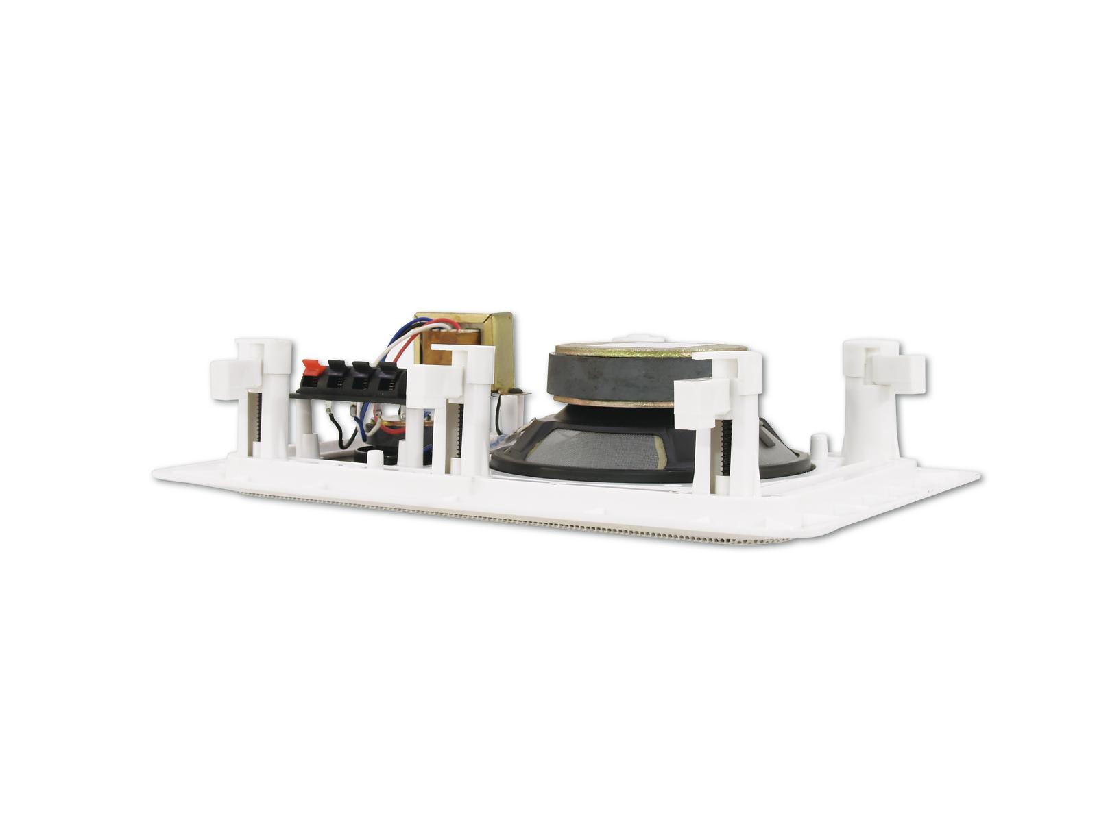 Cassa diffusore da soffitto parete 6 watt OMNITRONIC CSS-5