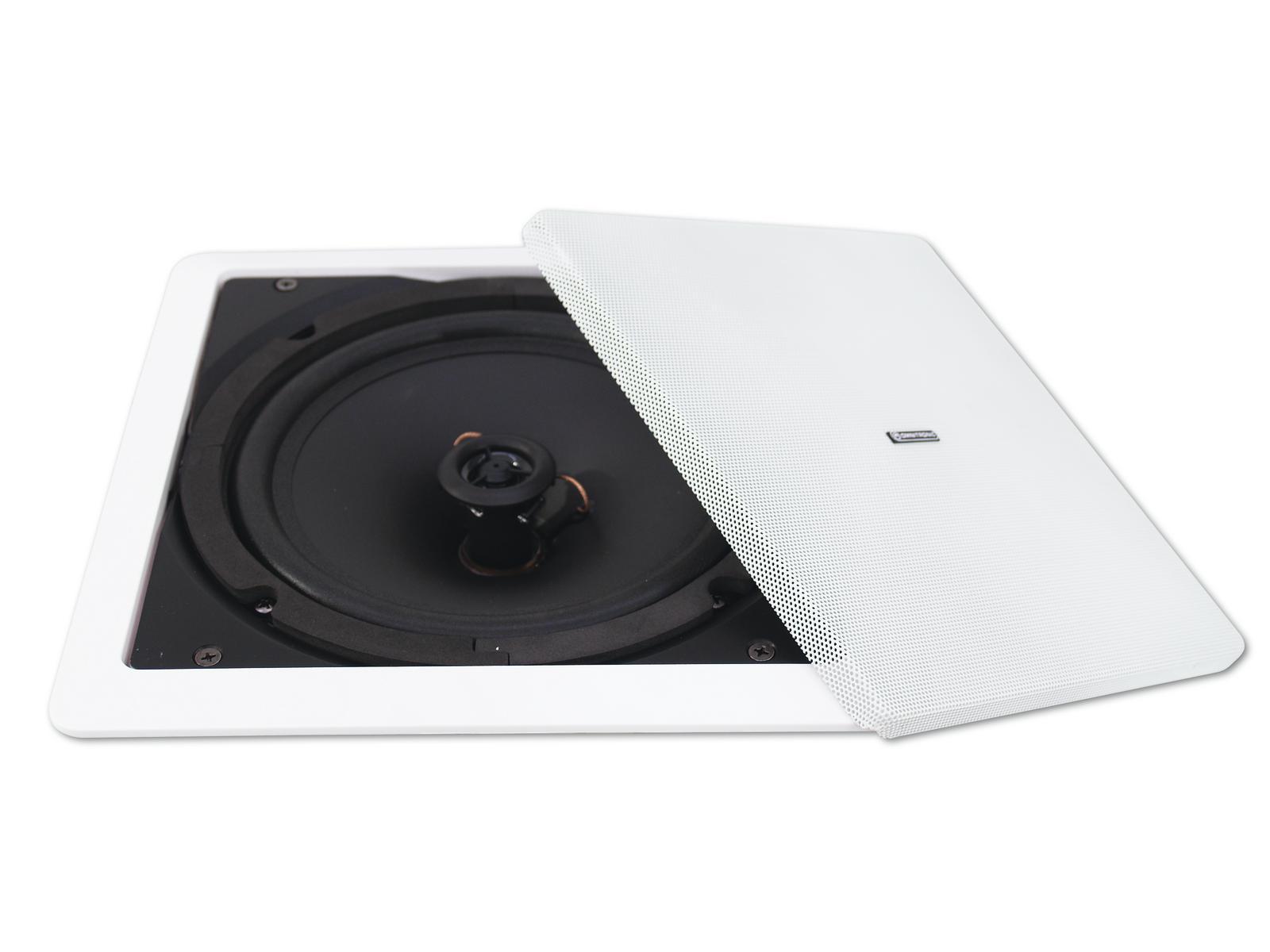 Cassa diffusore da soffitto parete 6 watt OMNITRONIC CSQ-4