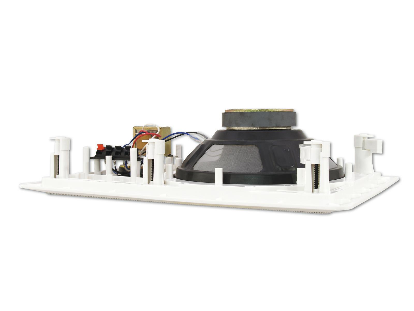 Cassa diffusore da soffitto parete 6 watt OMNITRONIC CSS-8