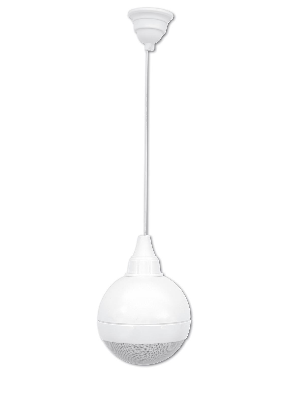 Cassa diffusore da soffitto parete 10 watt OMNITRONIC WP-5H  pa bianca