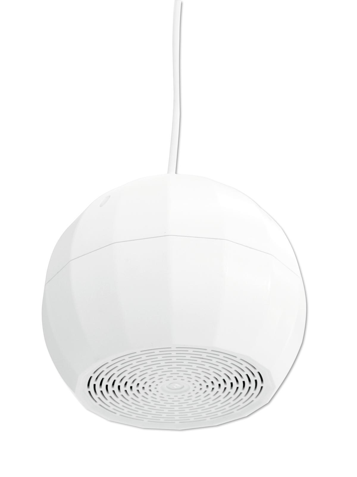 Cassa diffusore da soffitto parete 10 watt OMNITRONIC WP-2H  bianca