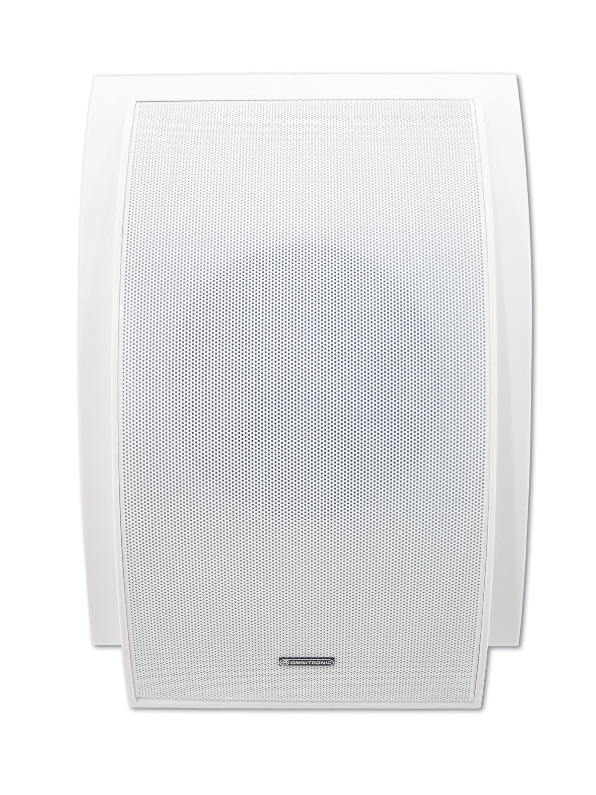 Cassa diffusore da soffitto parete 6 watt OMNITRONIC WC-2  PA  bianca