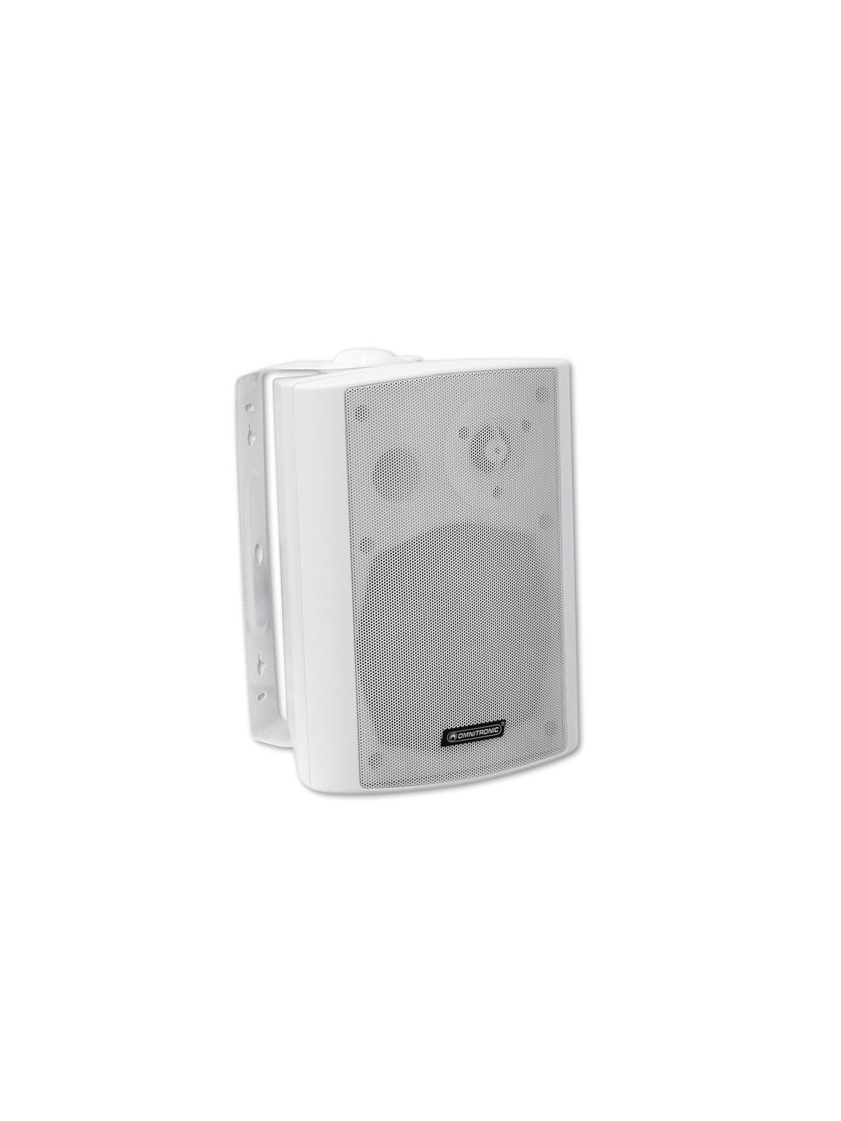 Cassa diffusore da soffitto parete 30 watt OMNITRONIC WP-5W pa bianca