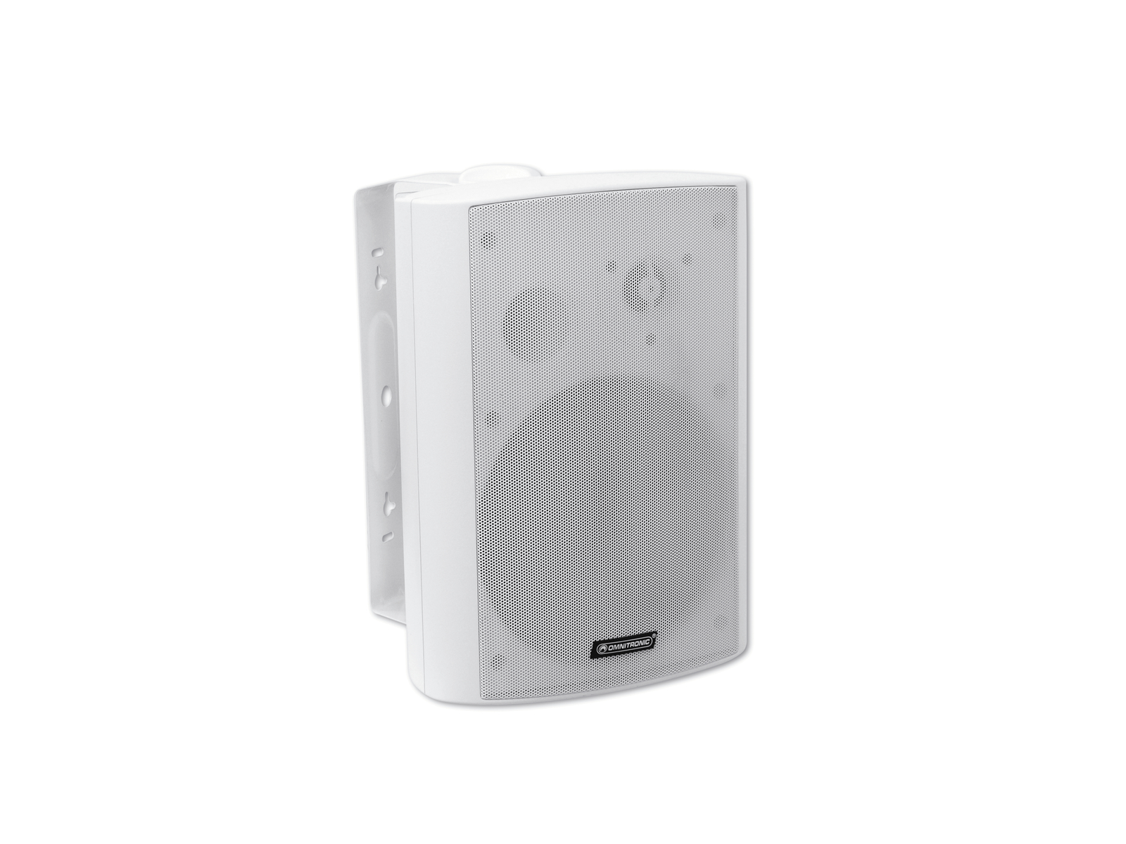 Cassa diffusore da soffitto parete 40 watt OMNITRONIC WP-6W pa bianca