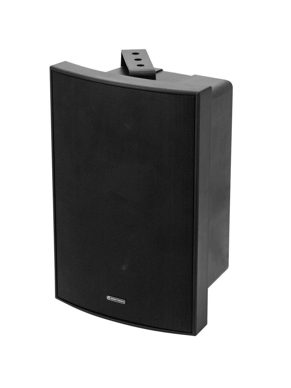 Cassa diffusore da soffitto parete 40 watt OMNITRONIC WMS-5S nera