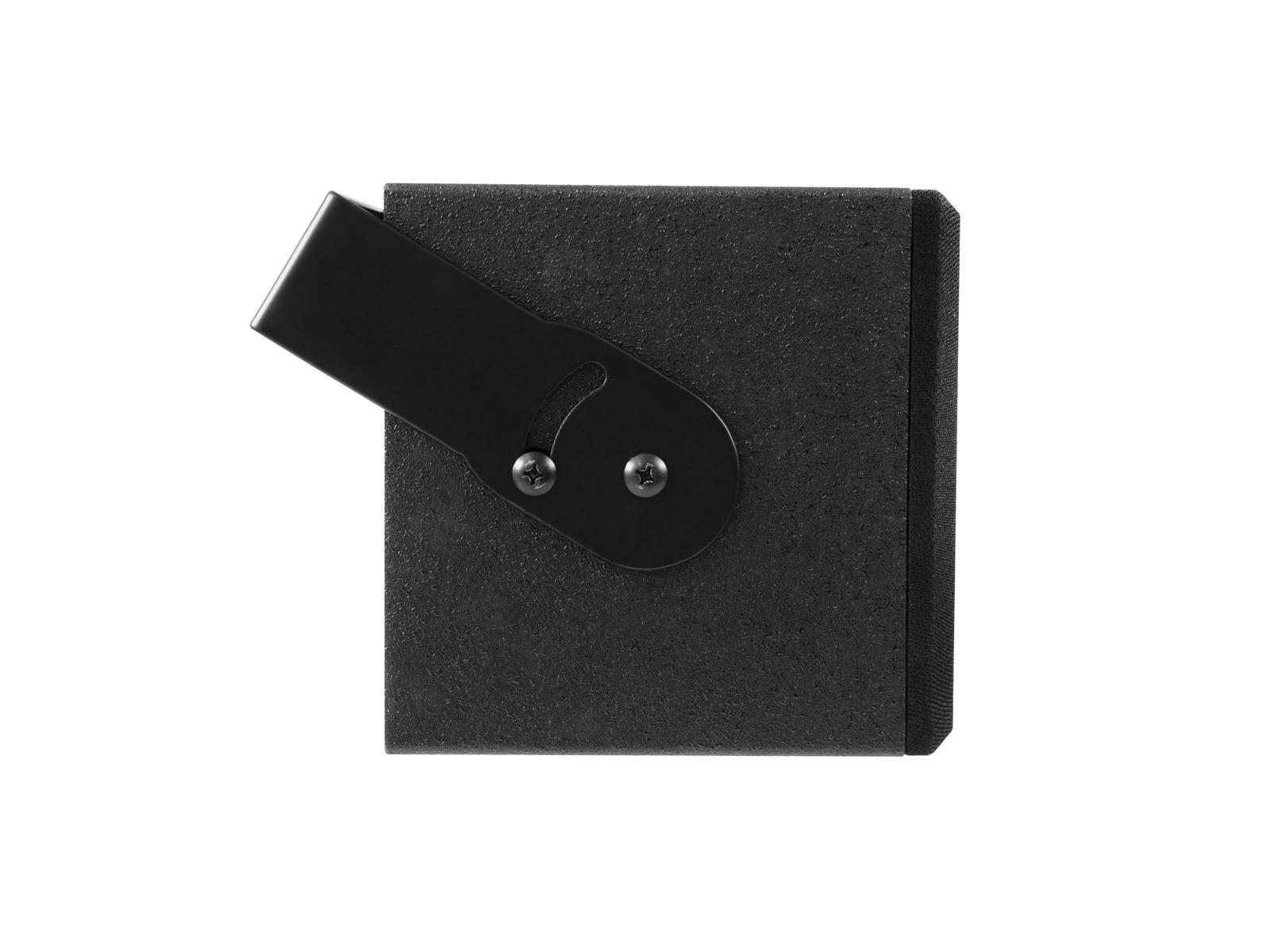 Cassa diffusore da soffitto parete Coassiale 30watt OMNITRONIC QI-5T nera