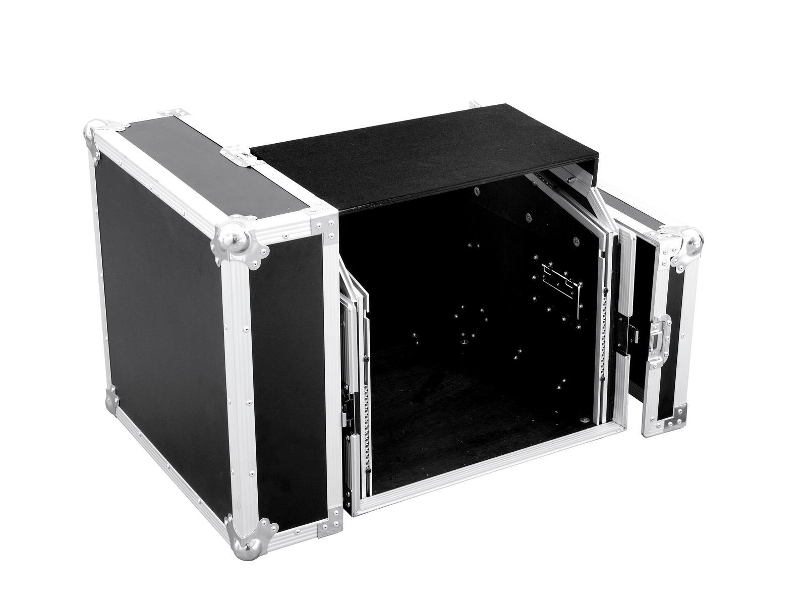 ROADINGER Spezial-Kombi-Case LS5 Laptop-Rack, 8HE