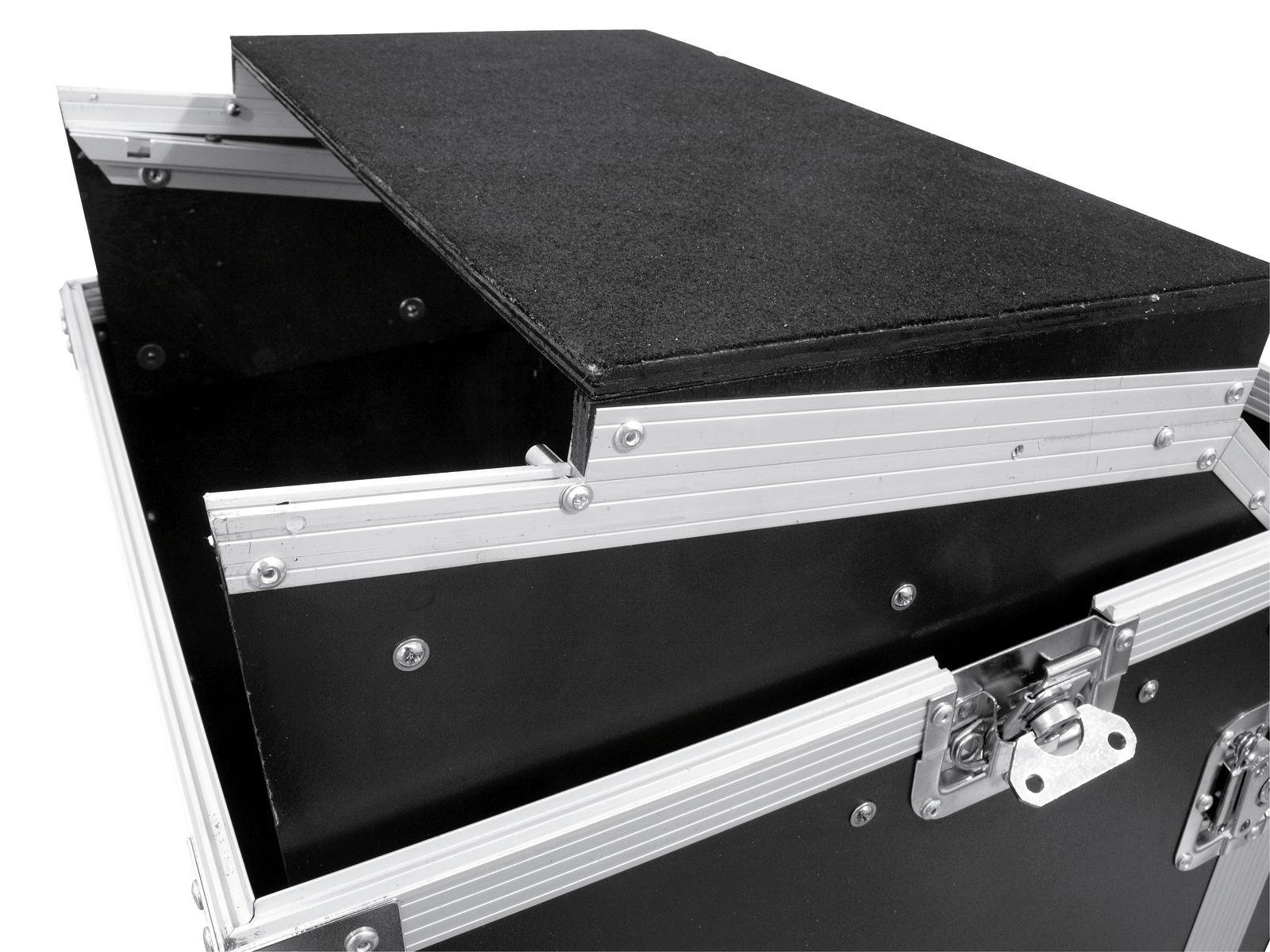 ROADINGER Speciale combinata caso LS5 computer portatile scrivania, 12U