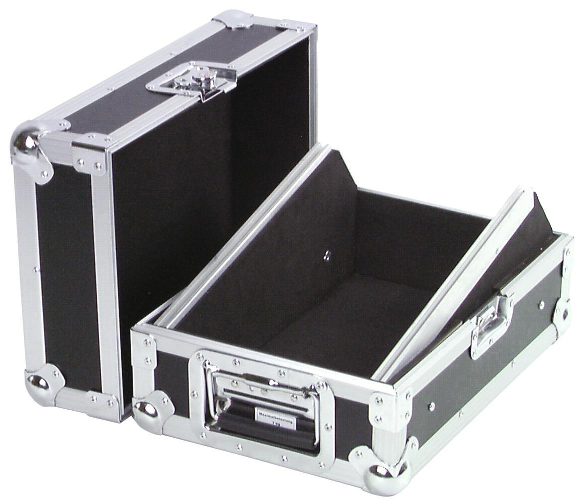 Flight case Valigia Custodia per Dj Mixer Audio Luci 330 x 220 x 440 mm Roading