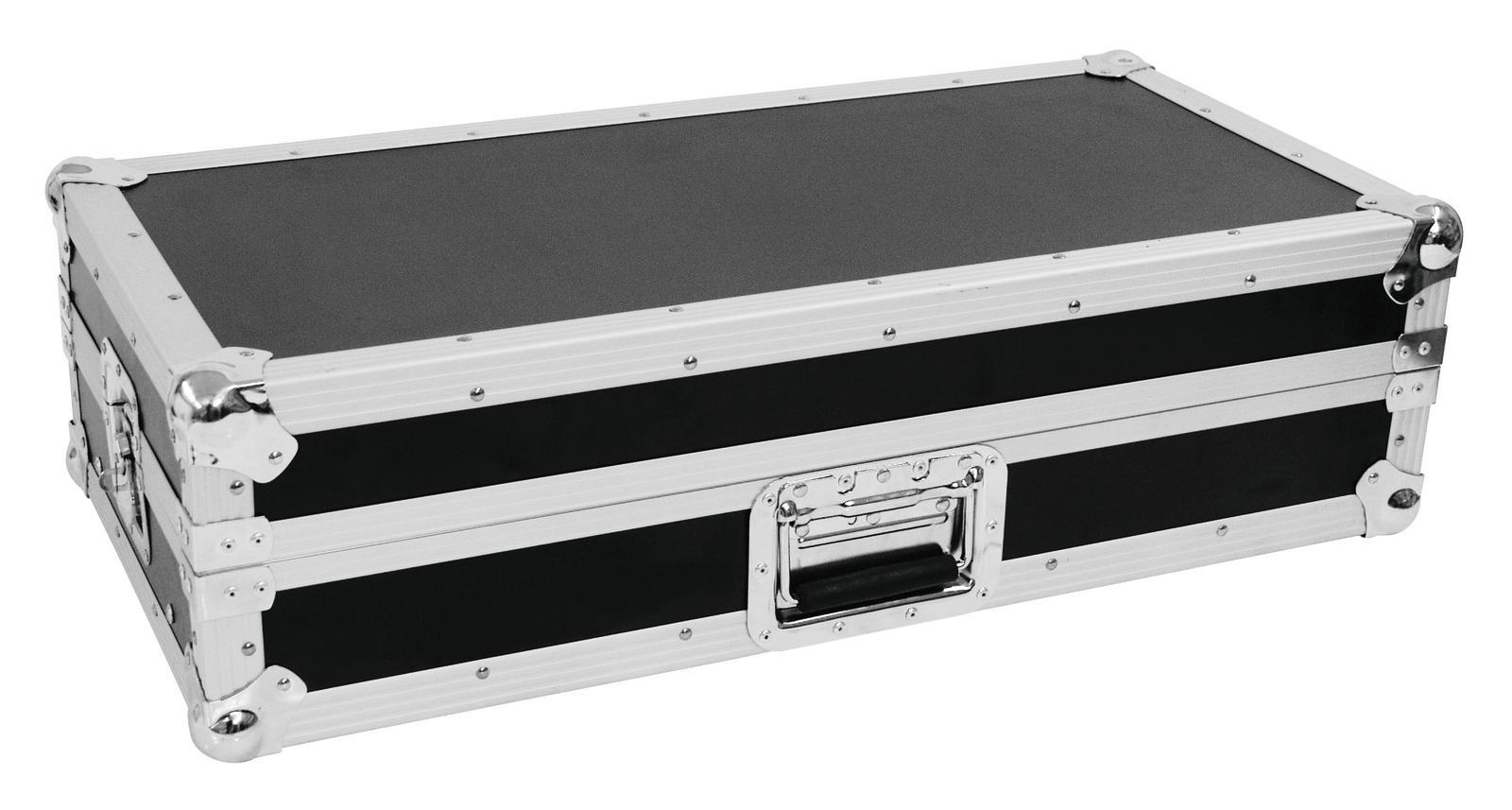 ROADINGER Mixer-Case Profi MCB-27, schräg, sw, 7HE