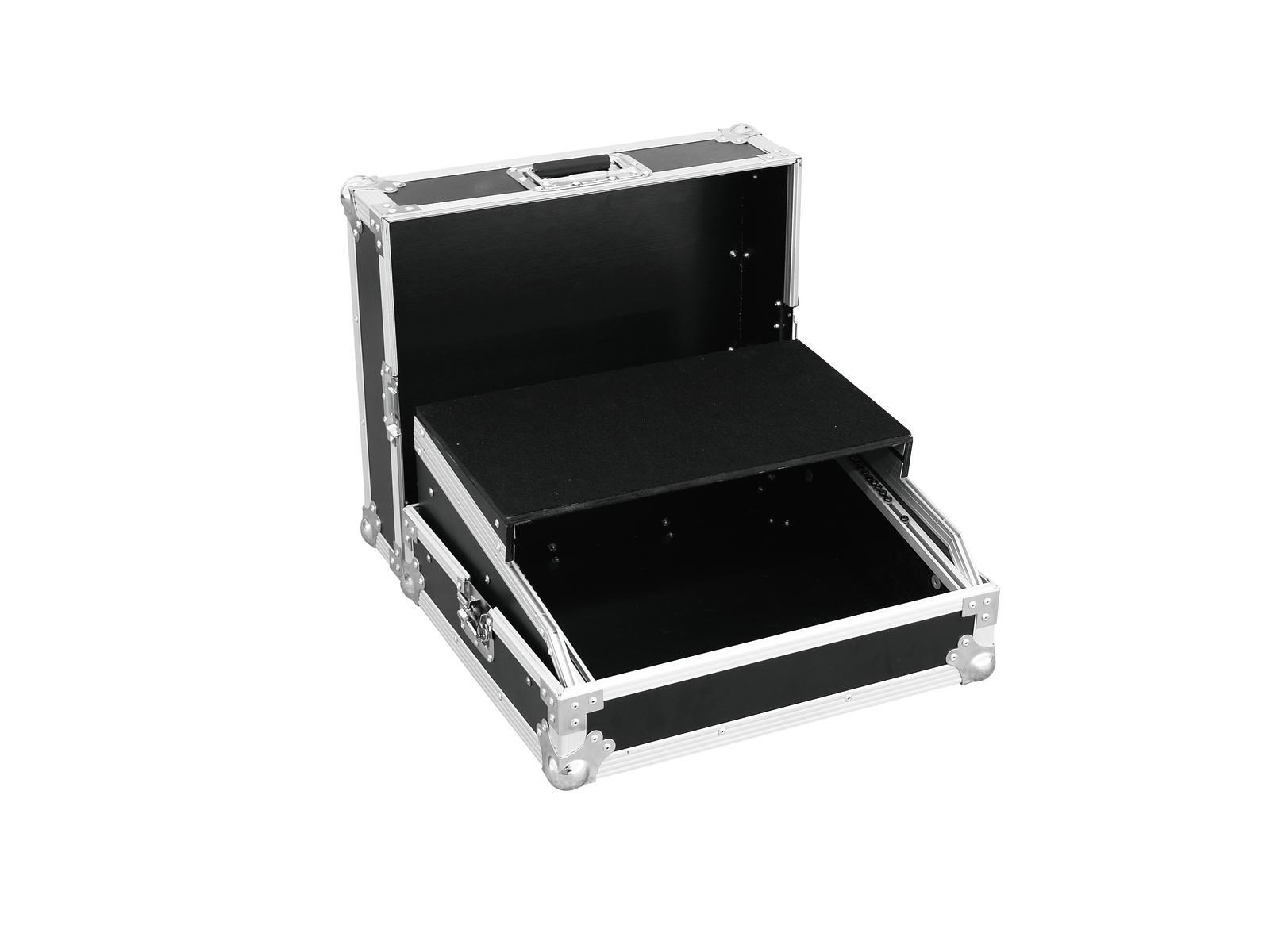 ROADINGER Mixer-Case Profi LS-19 Laptopablage sw
