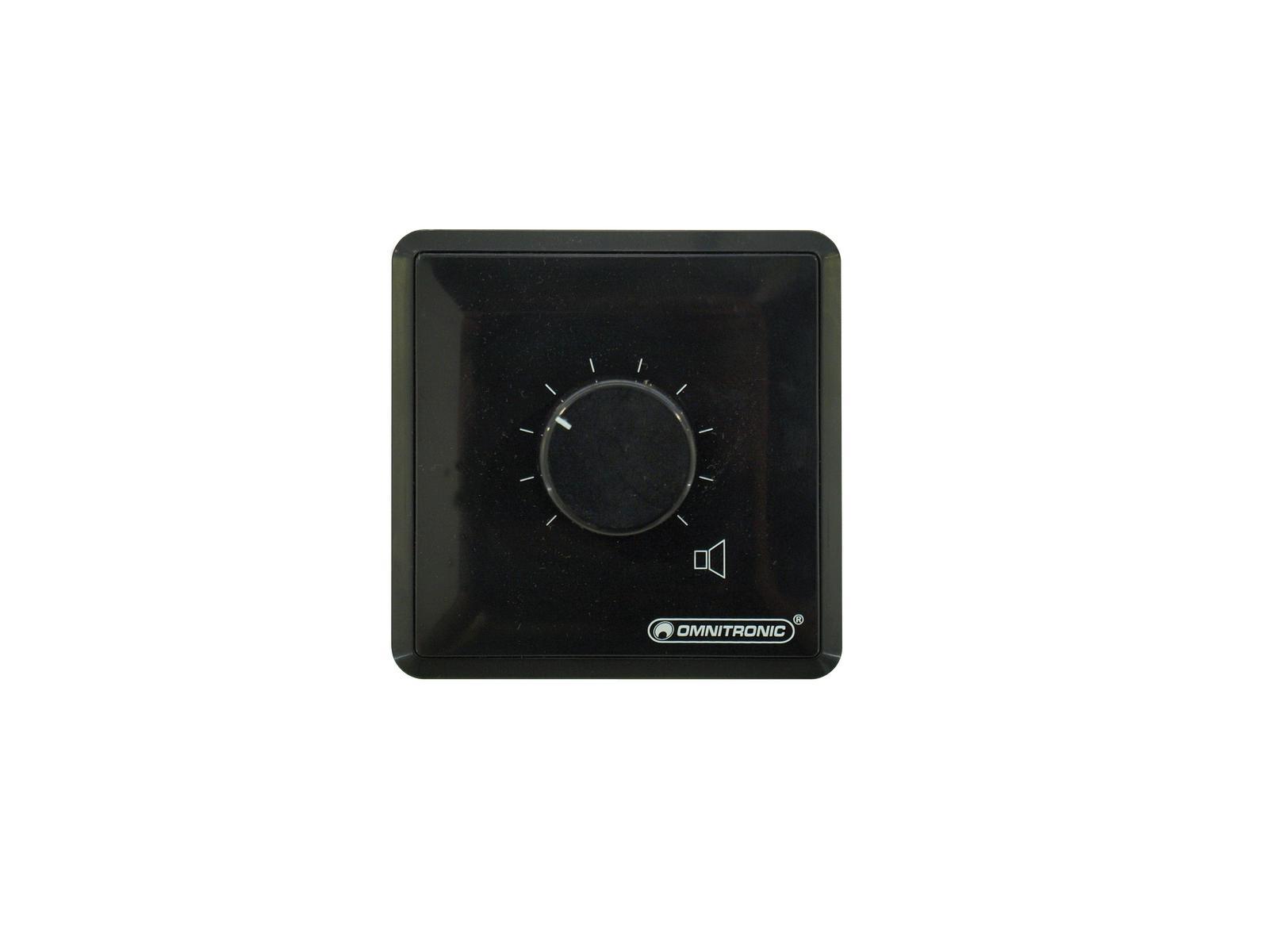 OMNITRONIC PA  Regolatore di zona 45W stereo nero