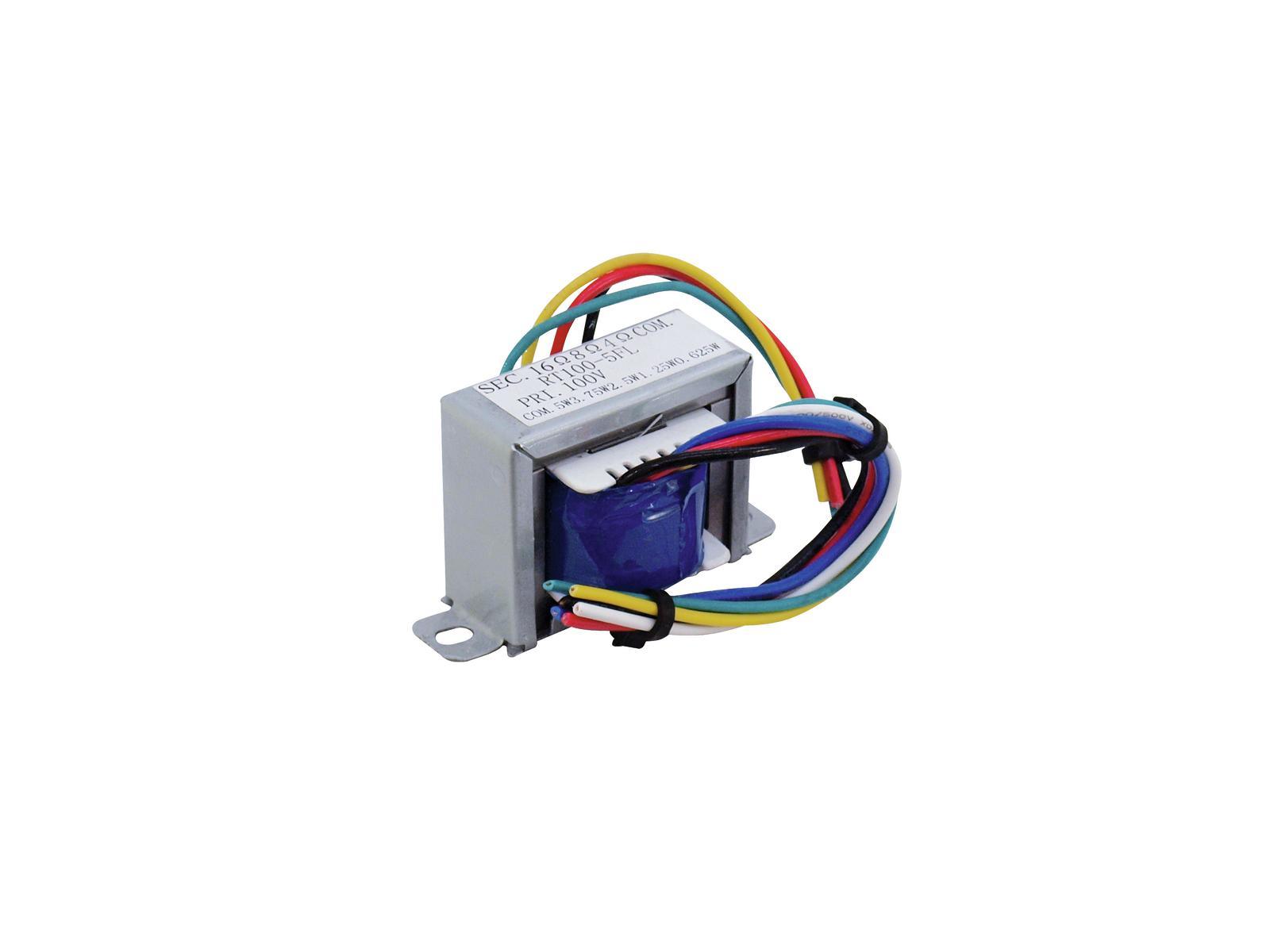 OMNITRONIC ELA-T5 Trasformatore audio da 5 Watt