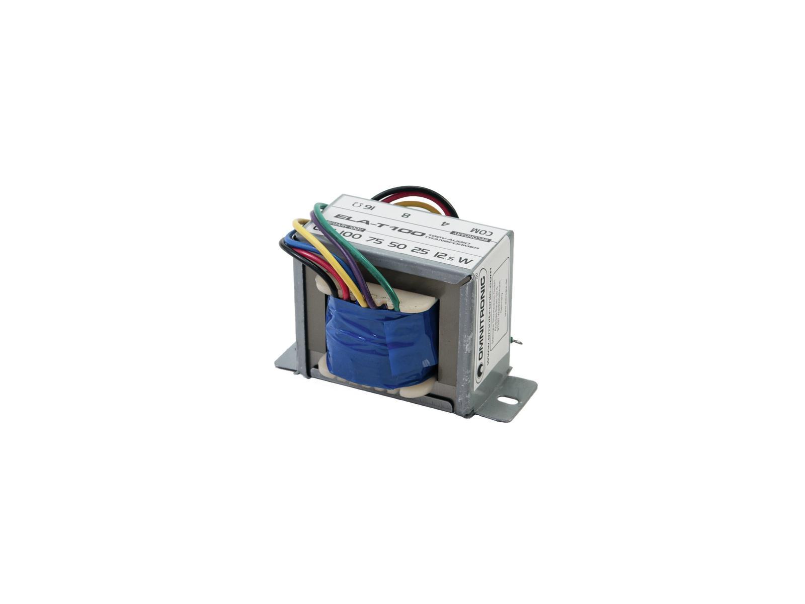 Trasformatore audio da 100 W O