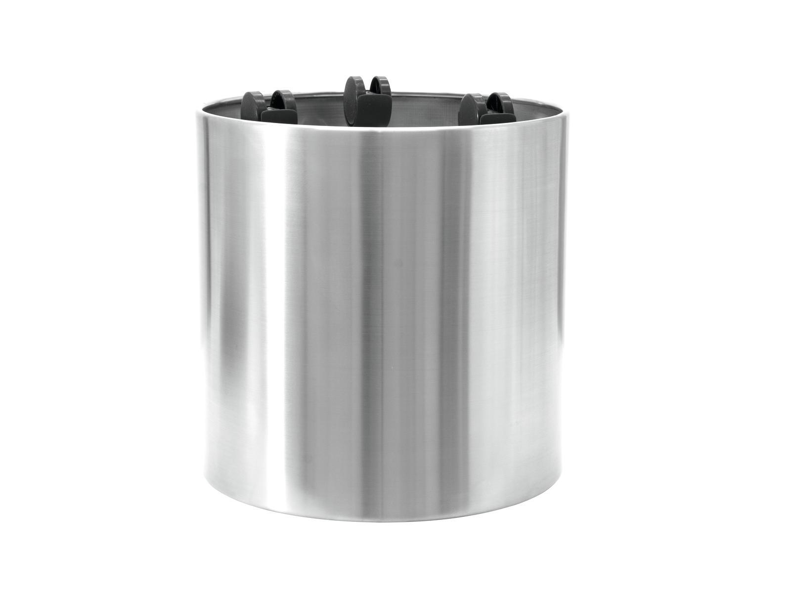 EUROPALMS STEELECHT-40, in acciaio inox pentola, Ø40cm