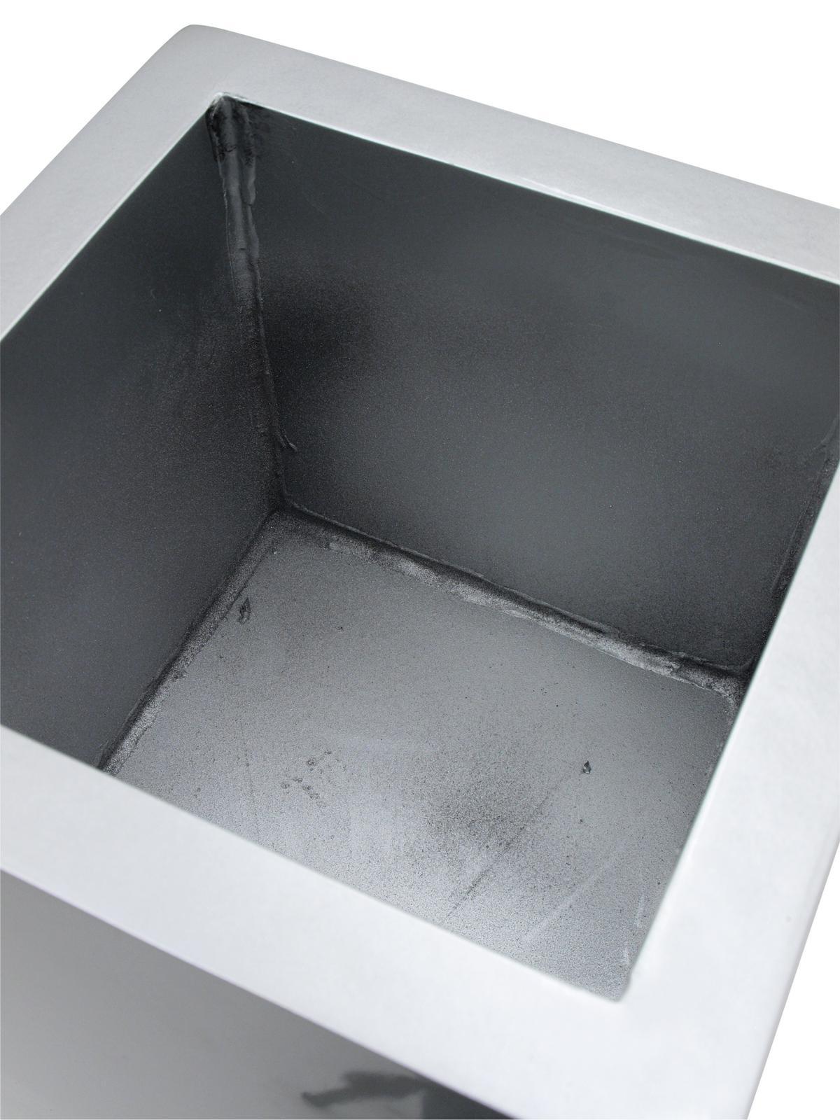 EUROPALMS LEICHTSIN BOX-120, lucido-argento