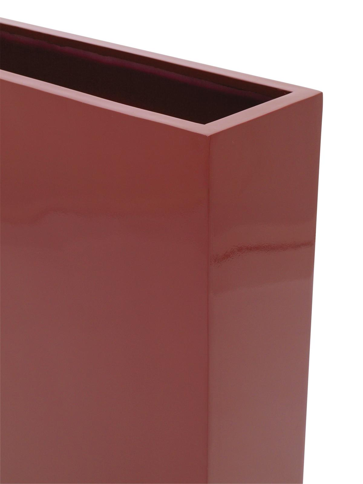 EUROPALMS LEICHTSIN CUBO-100, lucido-rosso