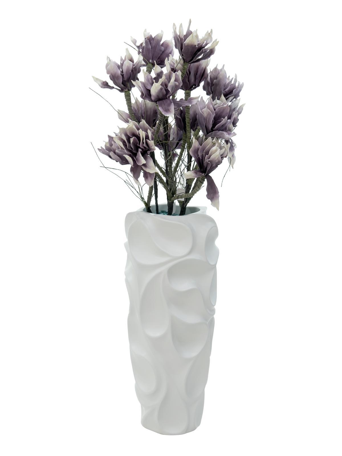 EUROPALMS Design pentola BOLLE 90, bianco
