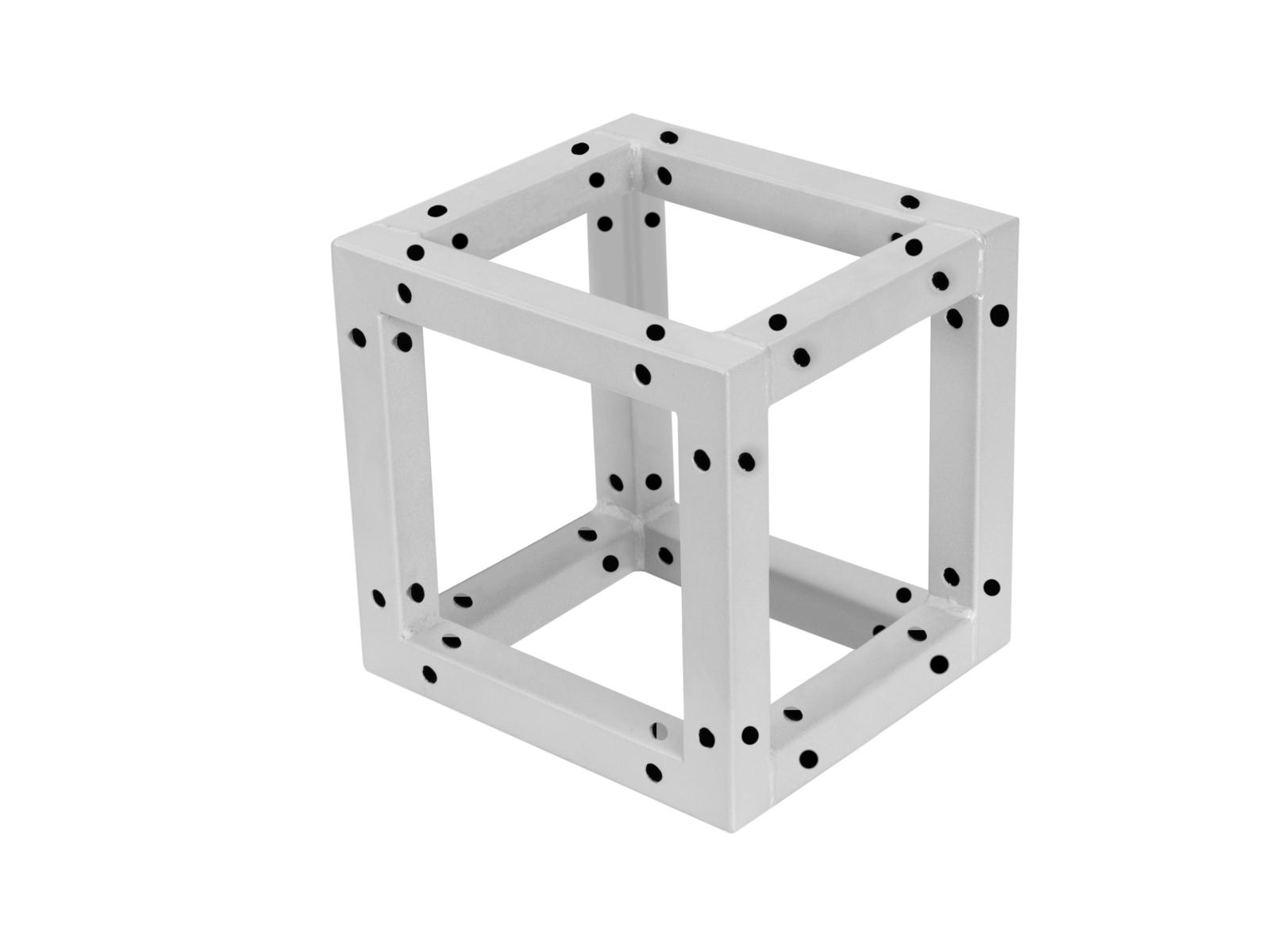DECOTRUSS Quad Corner Block sil