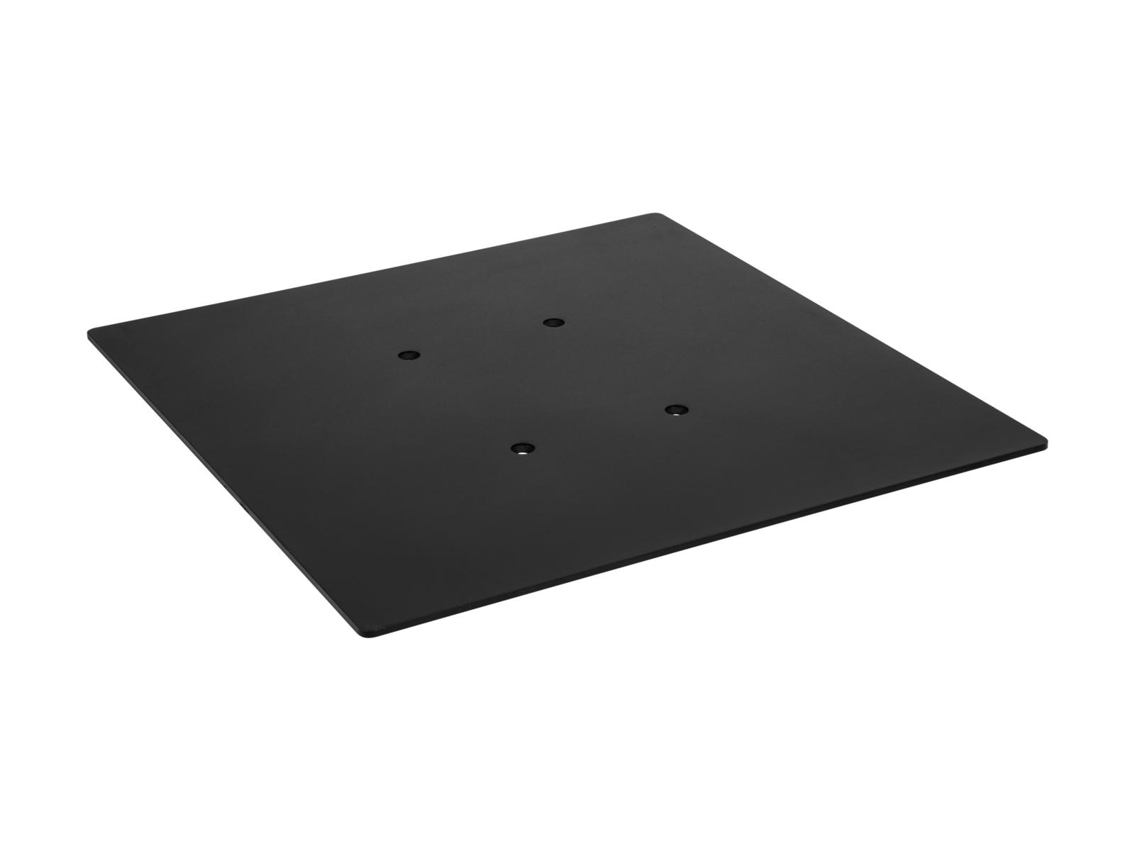 DECOTRUSS Quad Bodenplatte 500 sw