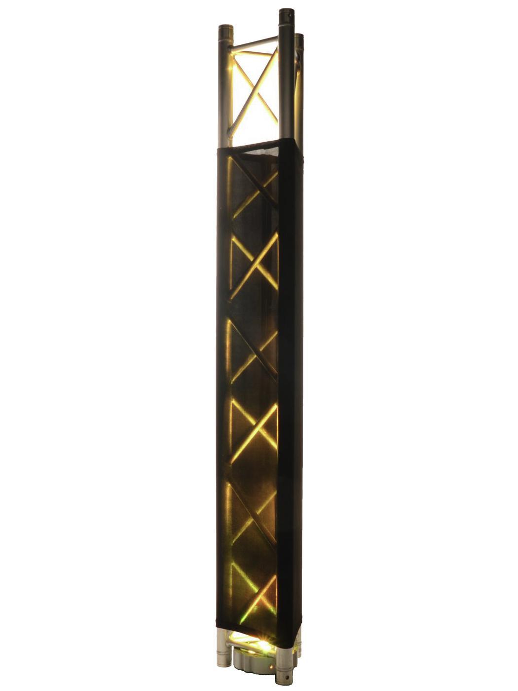 ESPANDERE XPTC1S Capriata di copertura 100cm nero