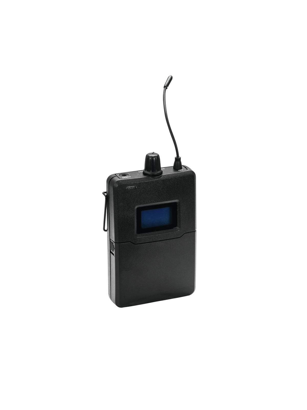 OMNITRONIC STR-1000 ricevitore radiomicrofono UHF in-ear  IEM-1000