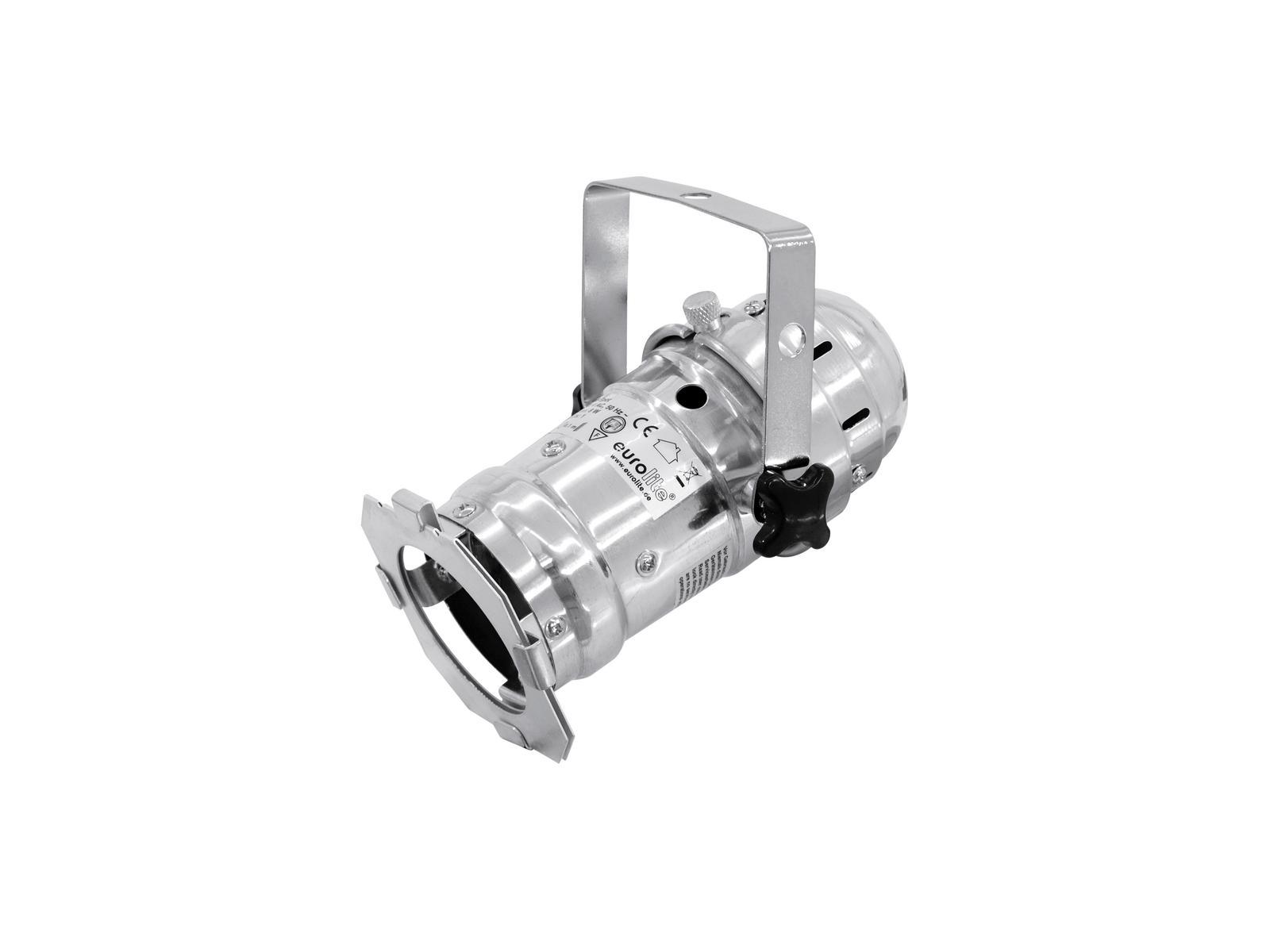 EUROLITE LED PAR-16 6500K 1x3W Spot sil