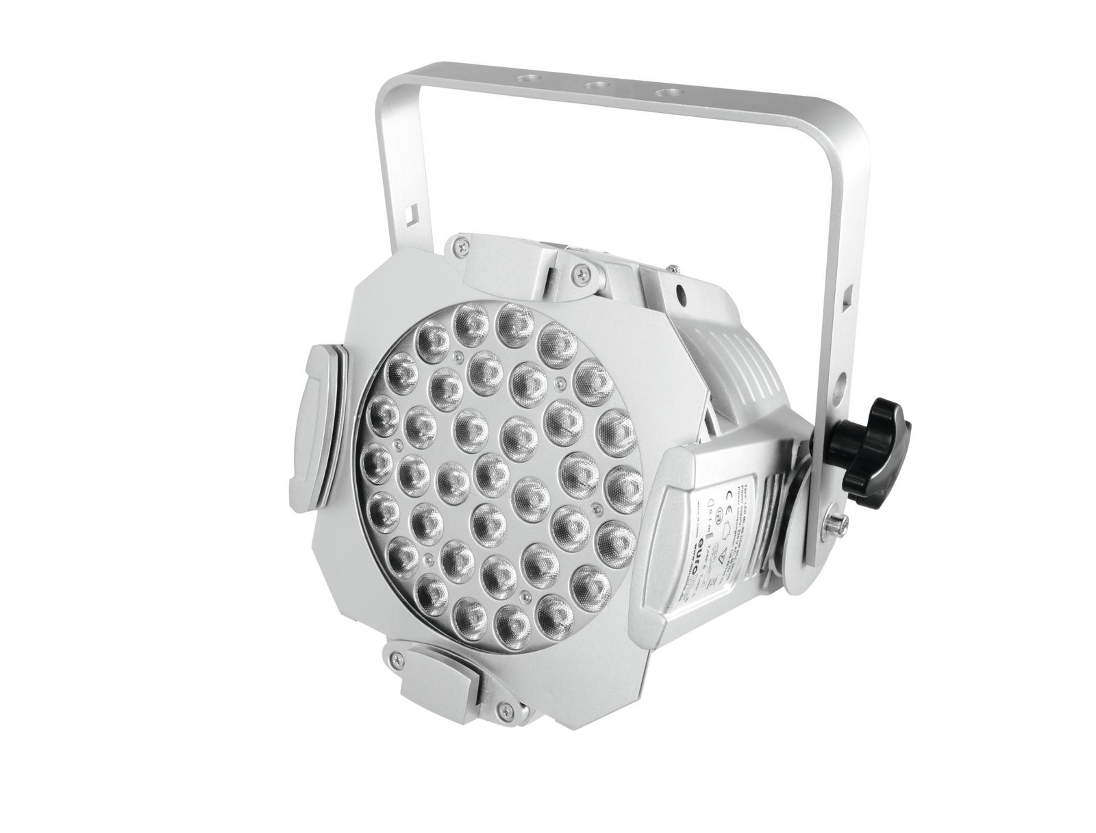 EUROLITE LED ML-56 BCL 36x4W sil