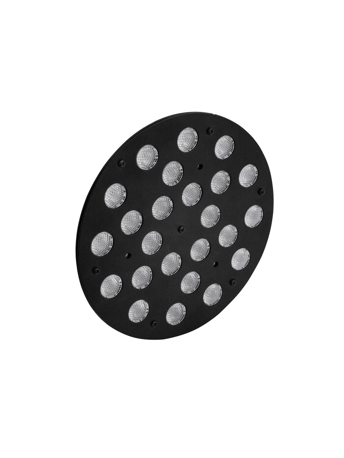 EUROLITE kit Obiettivo a 45° per ML-56 RGBA/RGBW nero