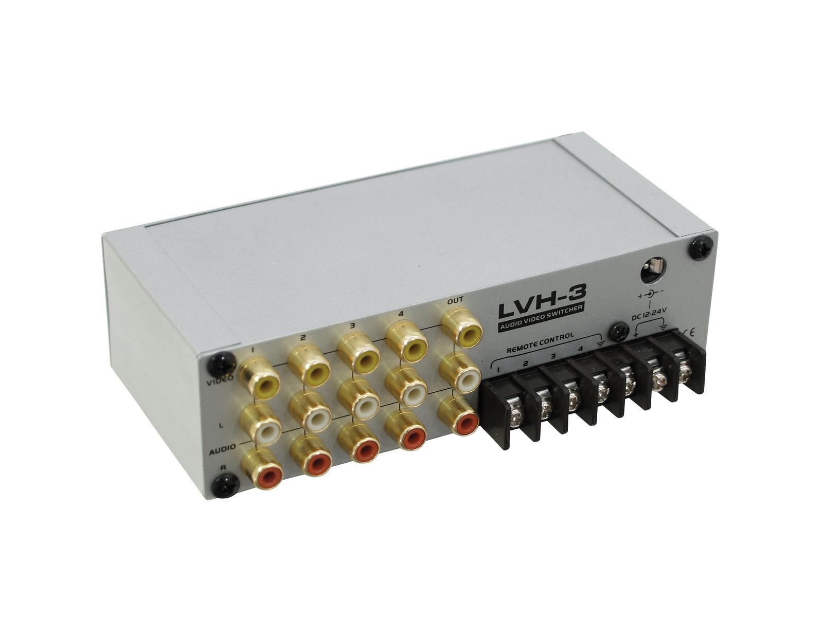 EUROLITE LVH-3 AV interruttore