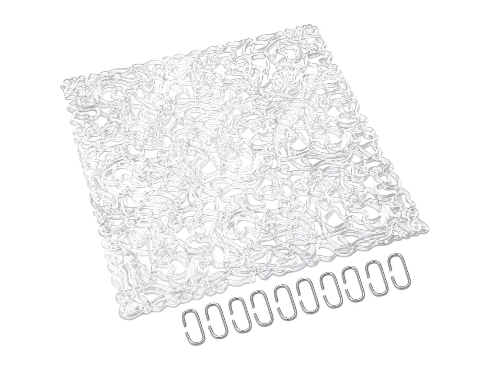 EUROPALMS Raumteiler Net clear 4x