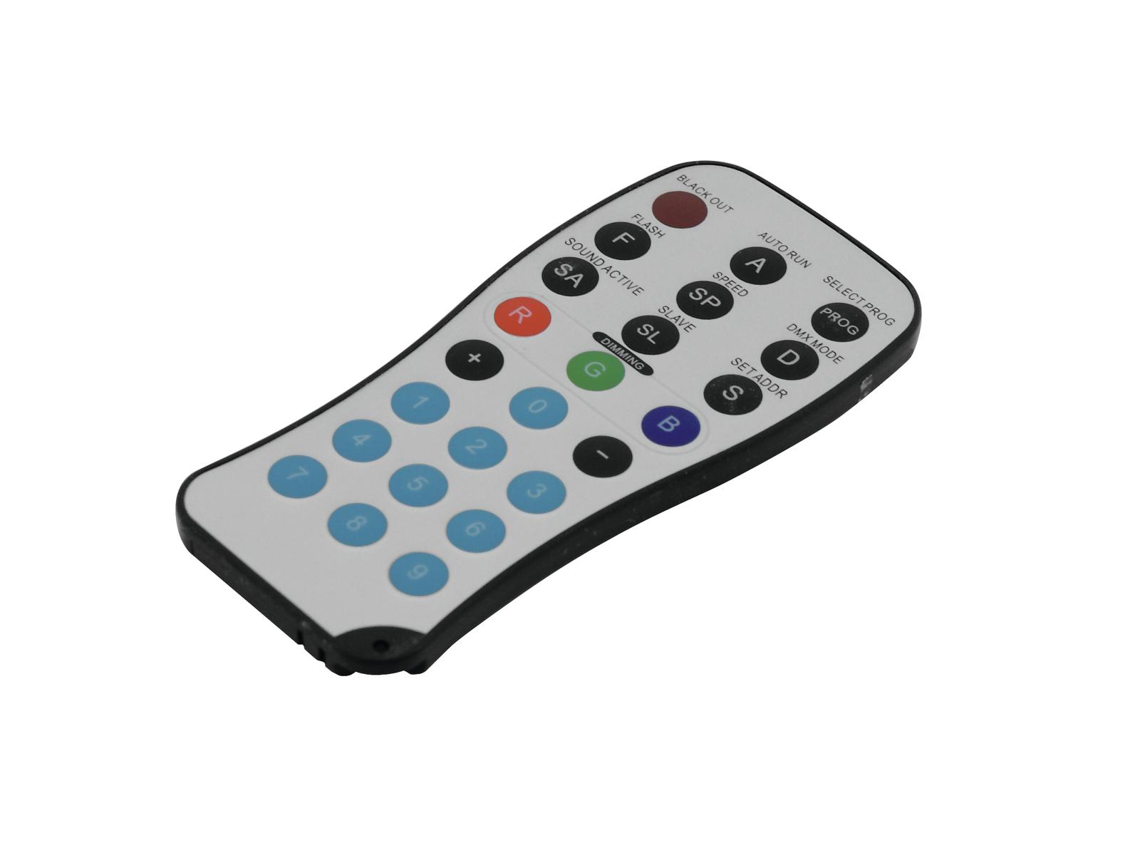 EUROLITE IR remoto per i dispositivi a LED