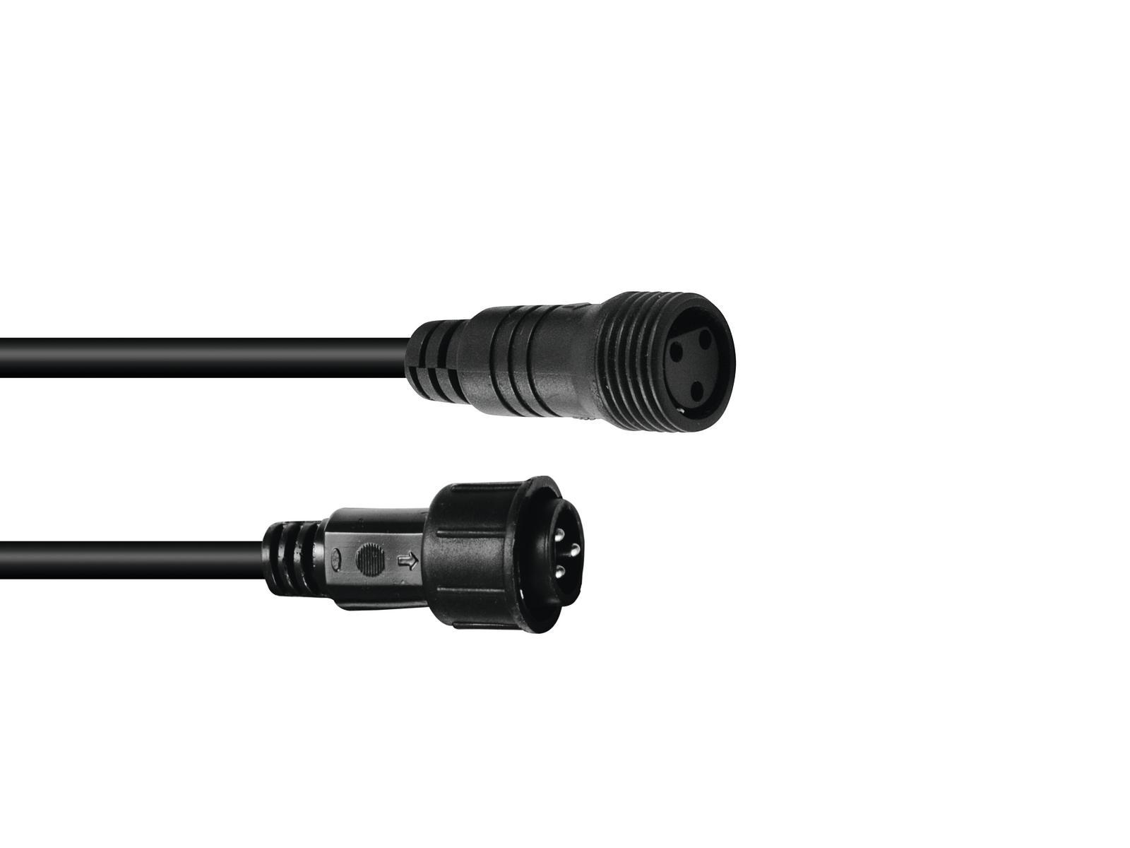 EUROLITE DMX-Leitung für LED Par/Fluter IP65, 10m