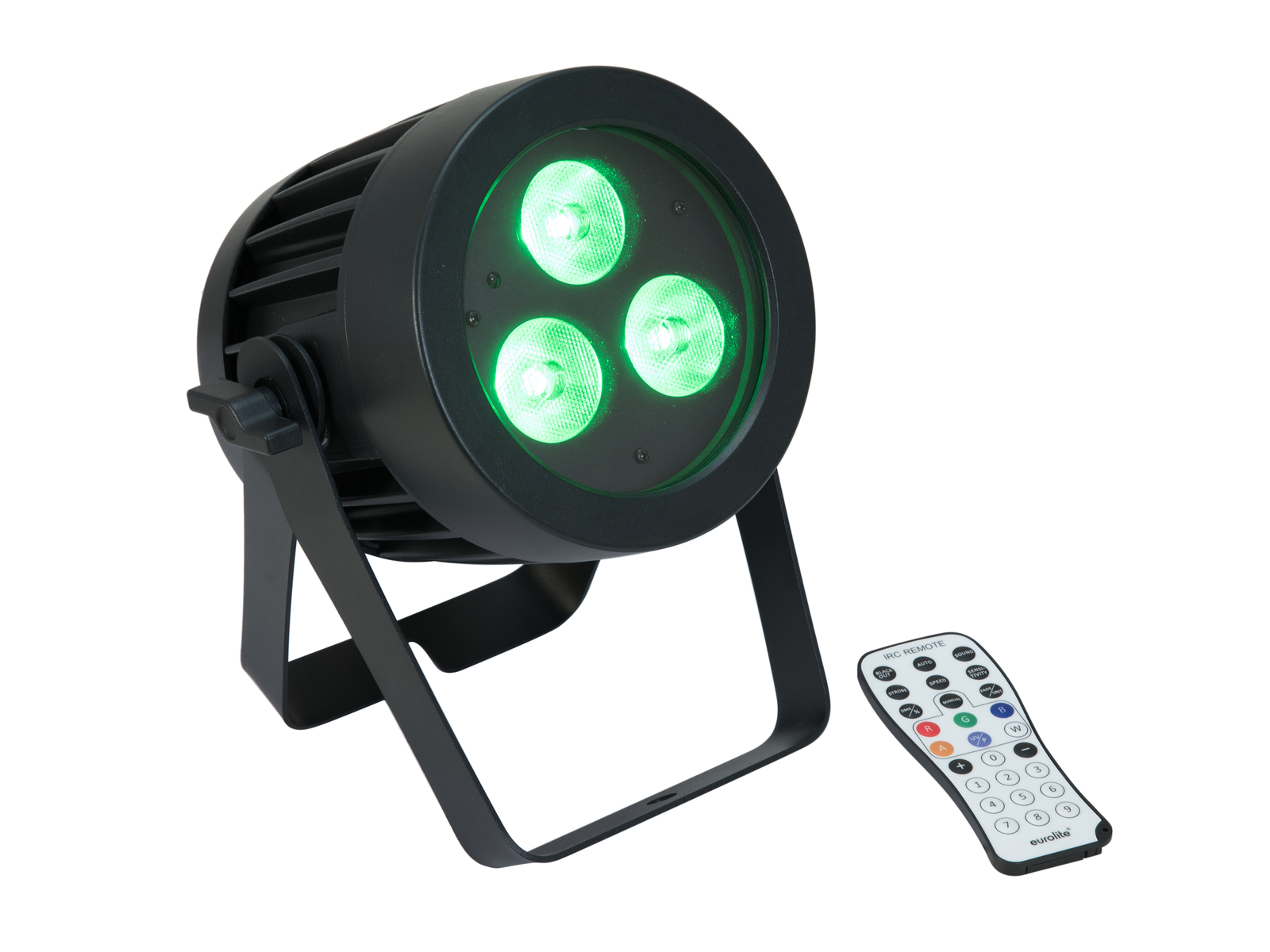 EUROLITE LED IP PAR 3x9W SCL Spot