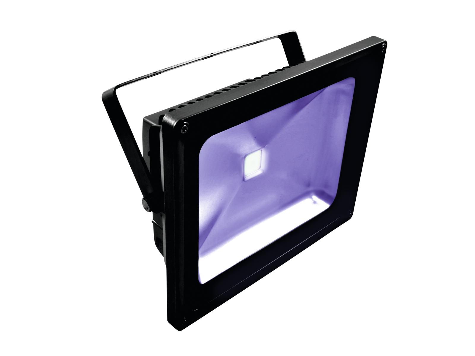 EUROLITE LED IP FL-50 COB UV spot Faro da esterno