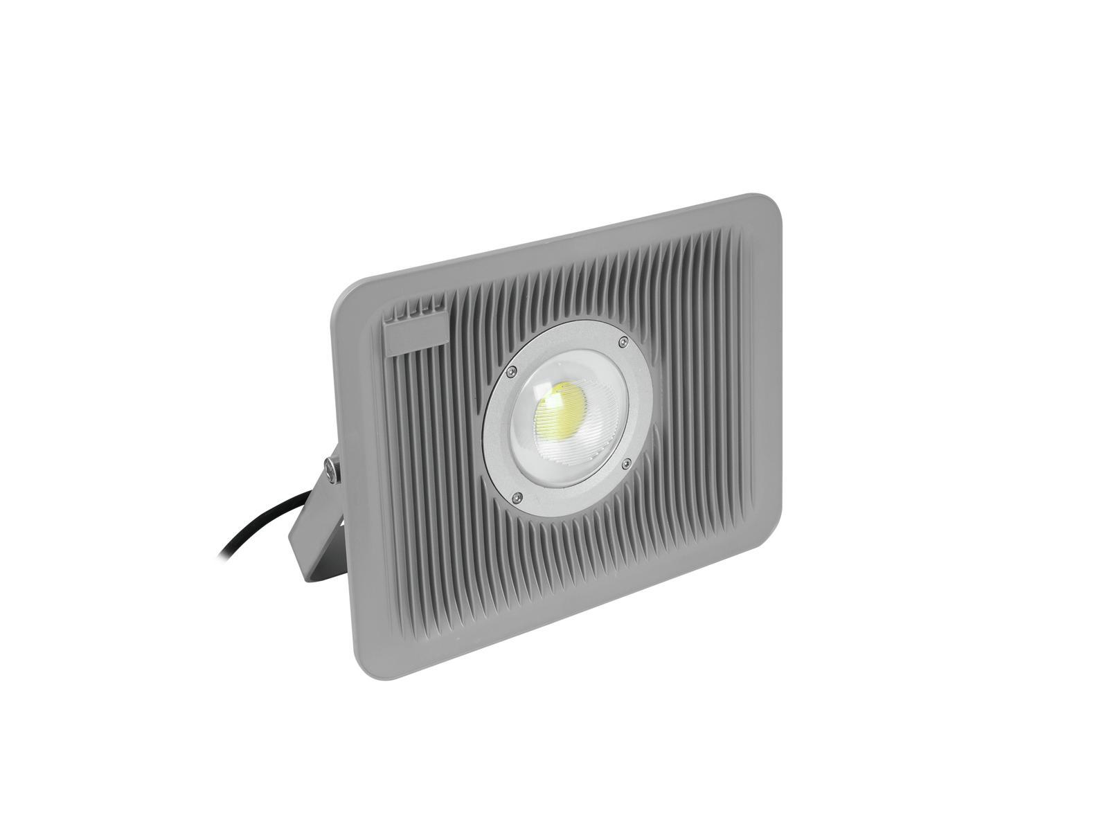 EUROLITE LED IP FL-80 COB 3000K 120° SLIM