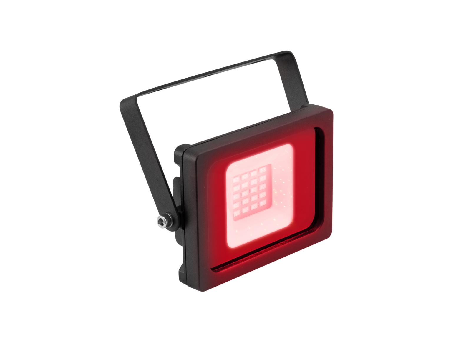 EUROLITE LED IP FL-10 SMD rot